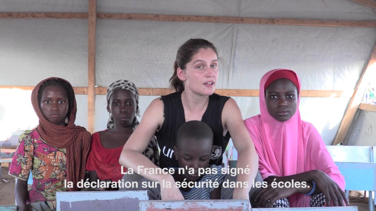 Laetitia Casta je nova UNICEF-ova veleposlanica dobre volje
