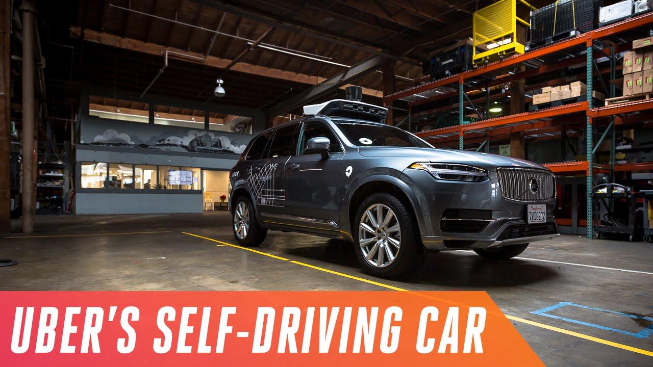 VIDEO Samovozeći automobili Ubera po ulicama San Francisca