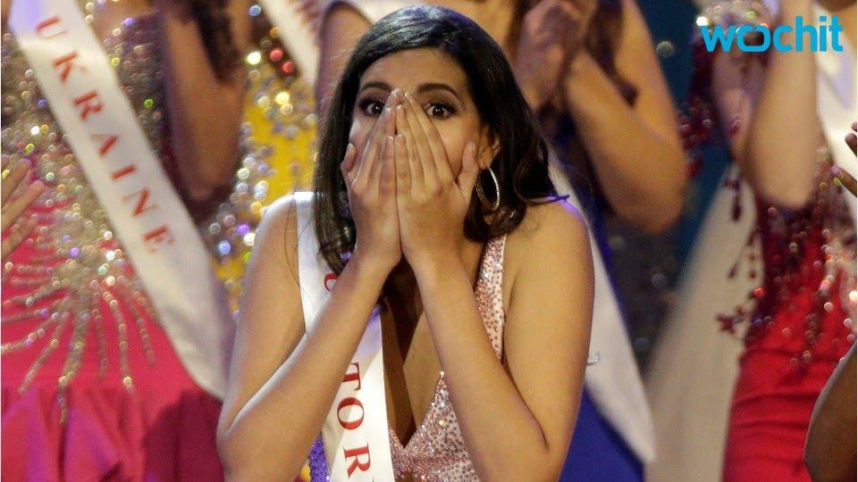 VIDEO: Stephanie del Valle izabrana za Miss World 2016