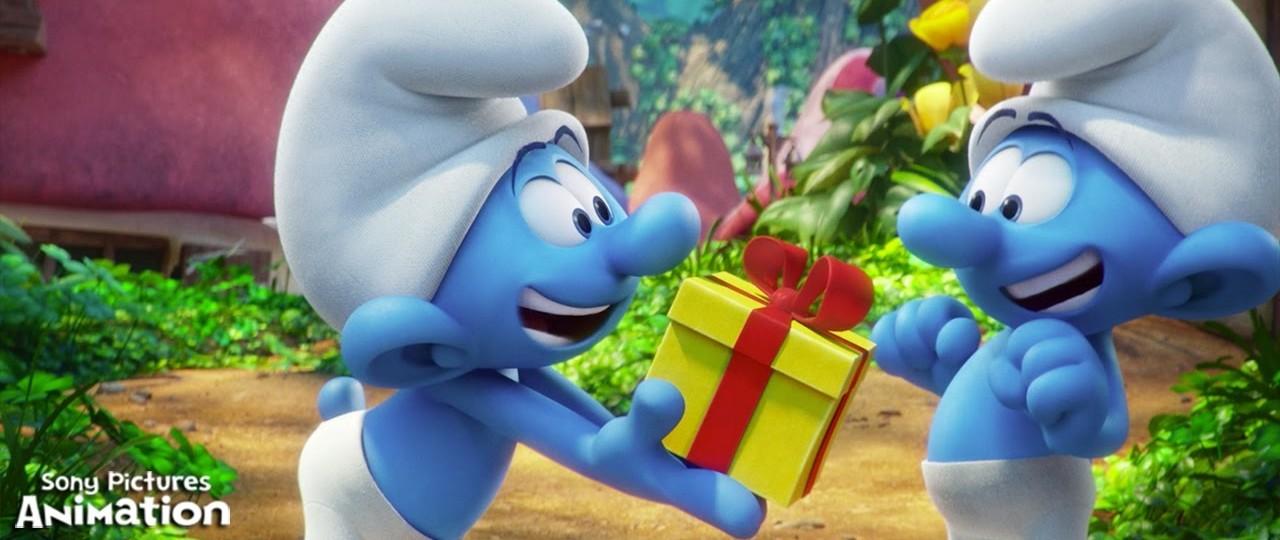 VIDEO: ŠTRUMFOVI Šaljivi animirani film s malim plavim bićima