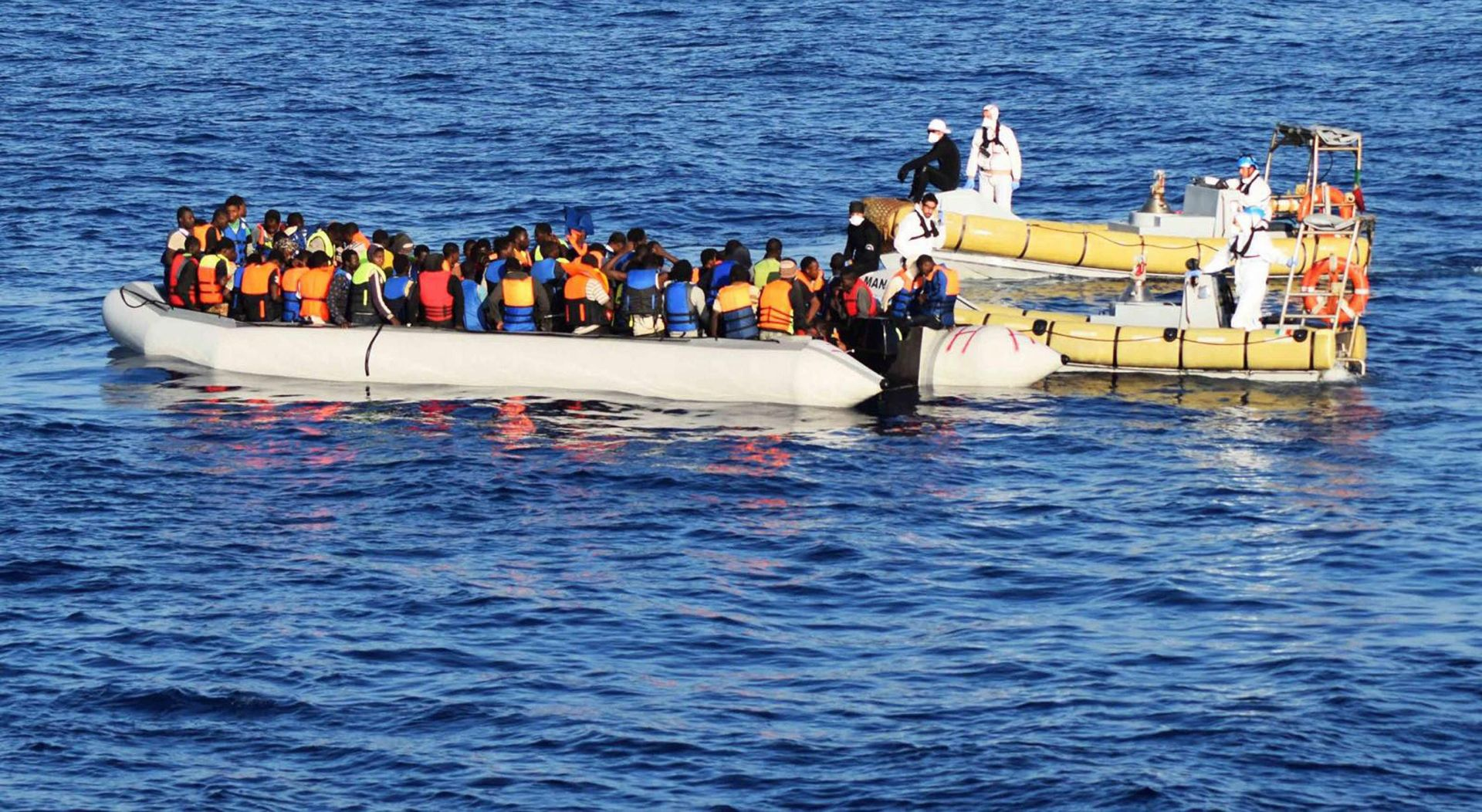Španjolska obalna straža spasila 569 migranata u više od 20 plovila