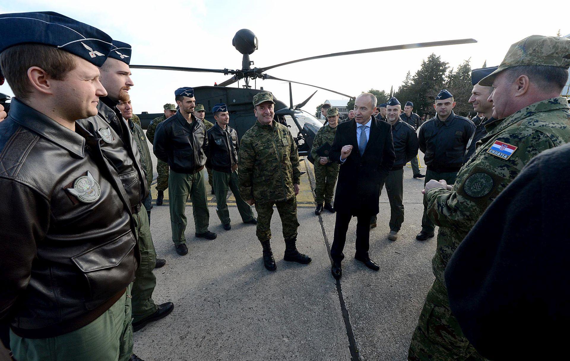 MORH I OS RH U 2016.: Povećanje vojnog proračuna i nova Strategija nacionalne sigurnosti