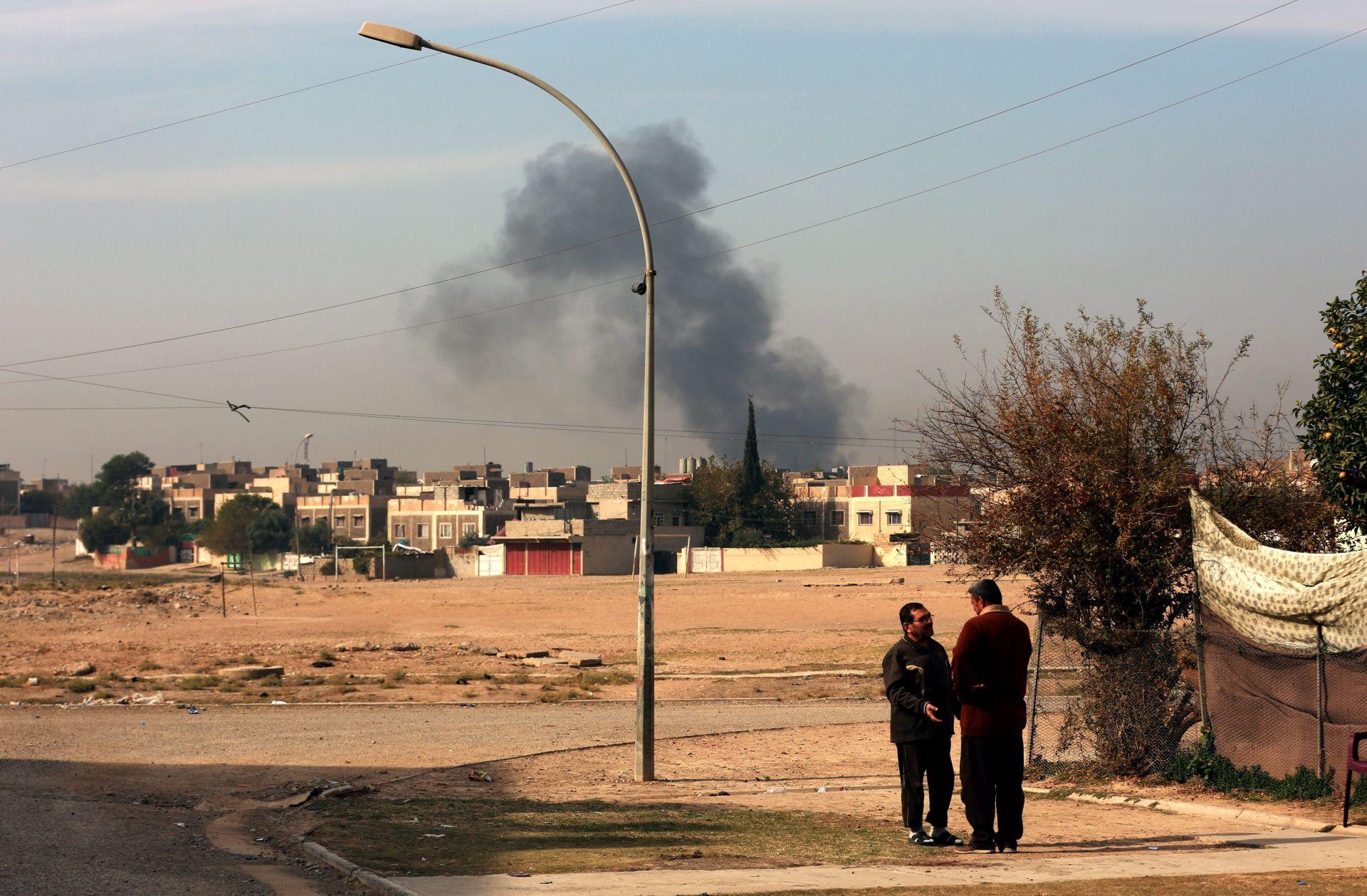 OSLOBAĐANJE MOSULA: Irak počeo novu ofenzivu da preuzme Mosul od IS-a