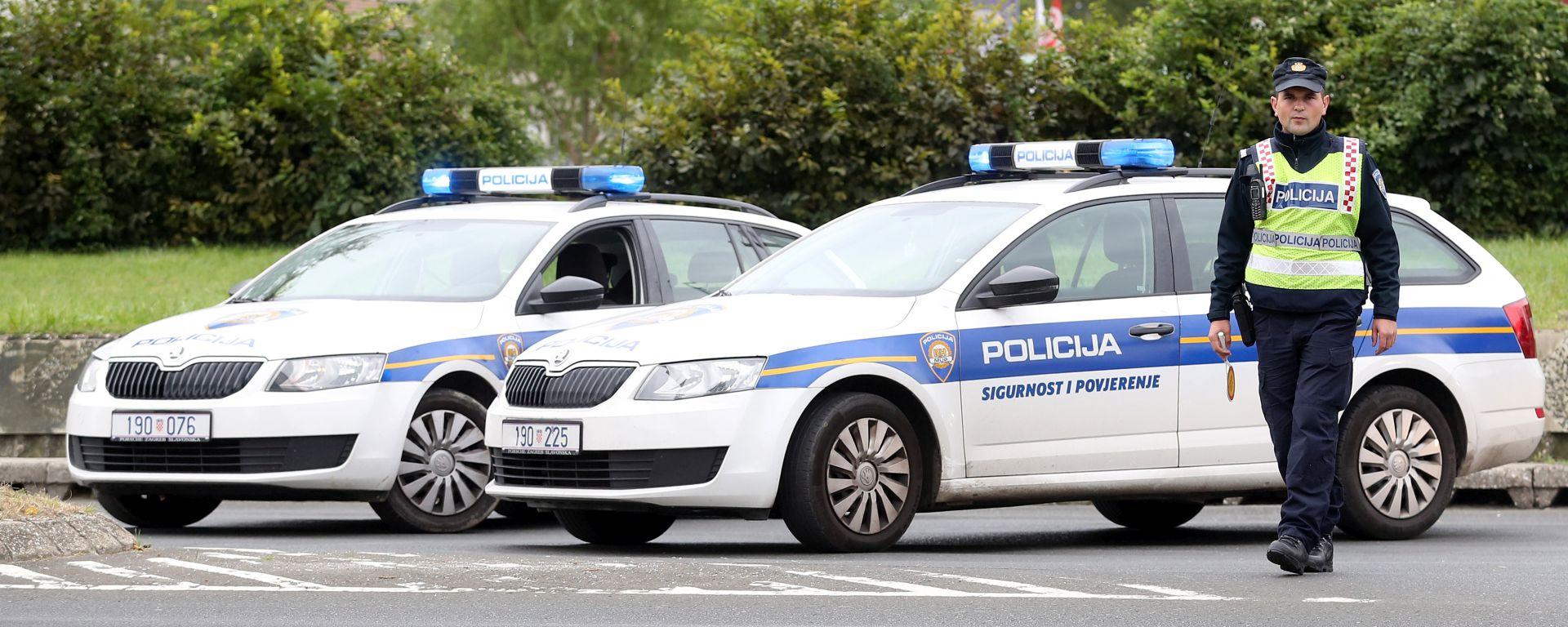 Alkoholiziran pregazio biciklista, pa u bolnici protestirao protiv rezultata Hajduka i Lokomotive