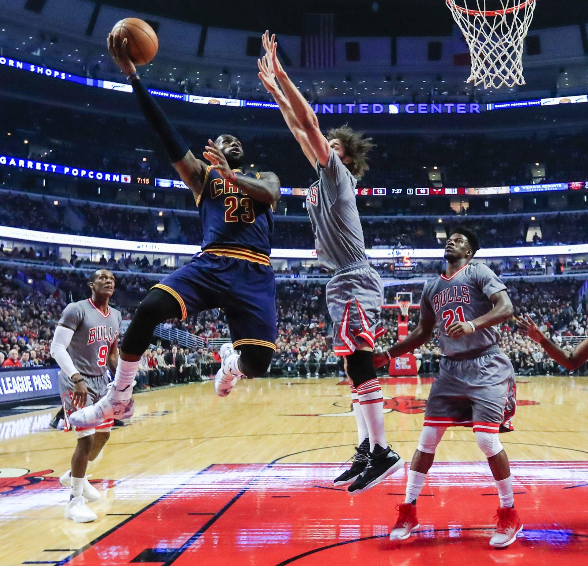 NBA: Cavaliers bolji od Bucksa drugu večer zaredom