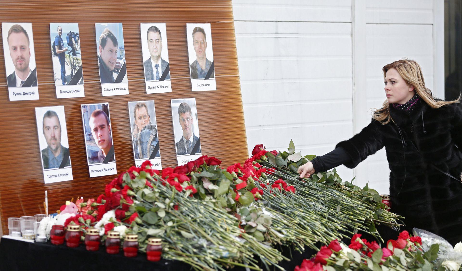Predsjednica uputila sućut Putinu povodom zrakoplovne nesreće
