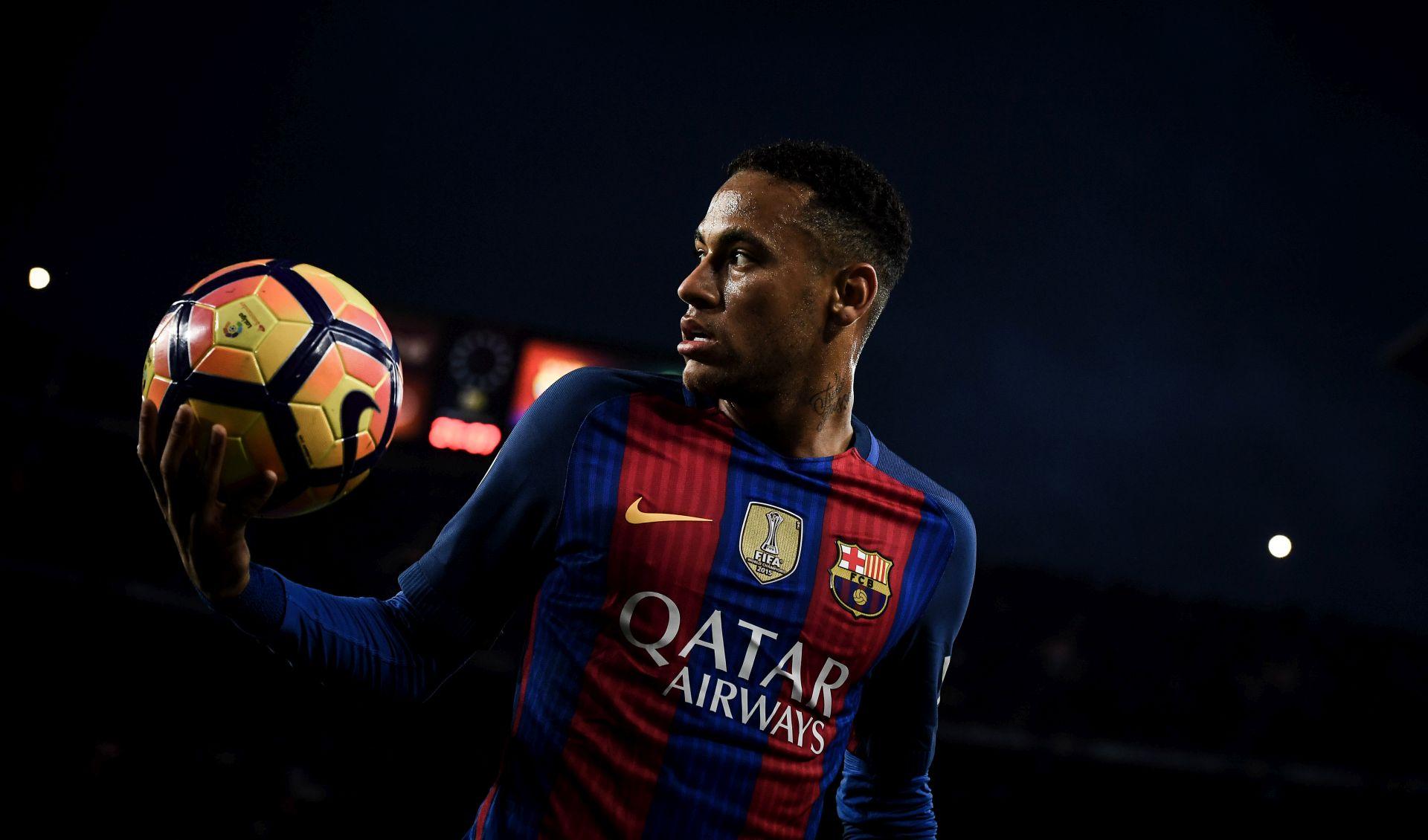 Brazilski nogometaš Neymar najveća je nogometna zvijezda koju zastupa tvrtka Doyen Sports