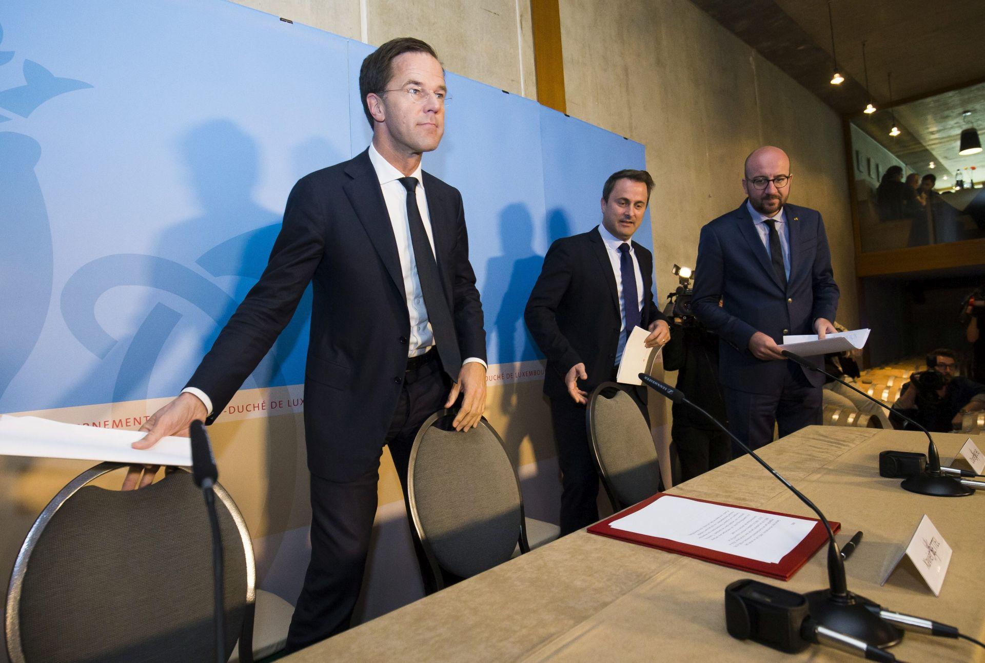 SPORAZUM EU-UKRAJINA: Nizozemska nastoji dogovoriti kompromis