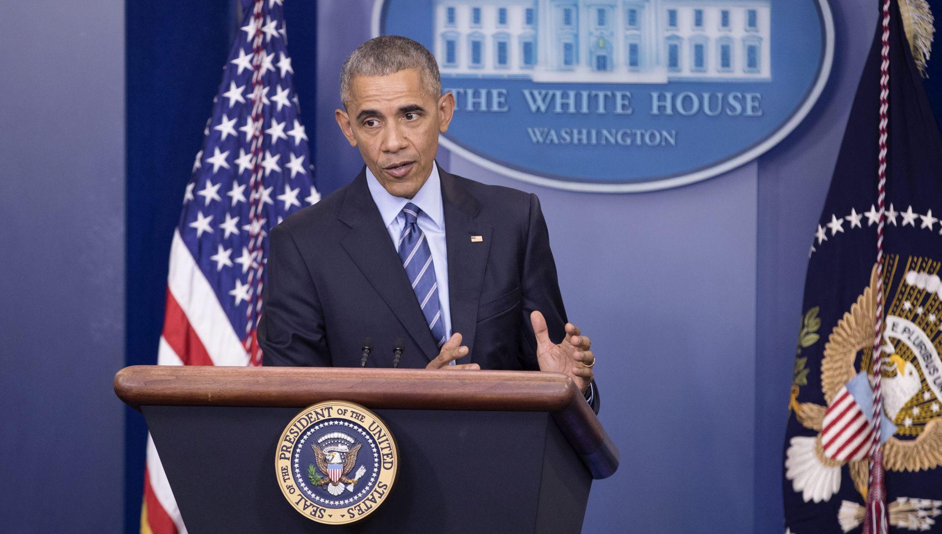 ZAŠTITA OKOLIŠA: Obama zabranio bušenja u vodama uz obalu Aljaske