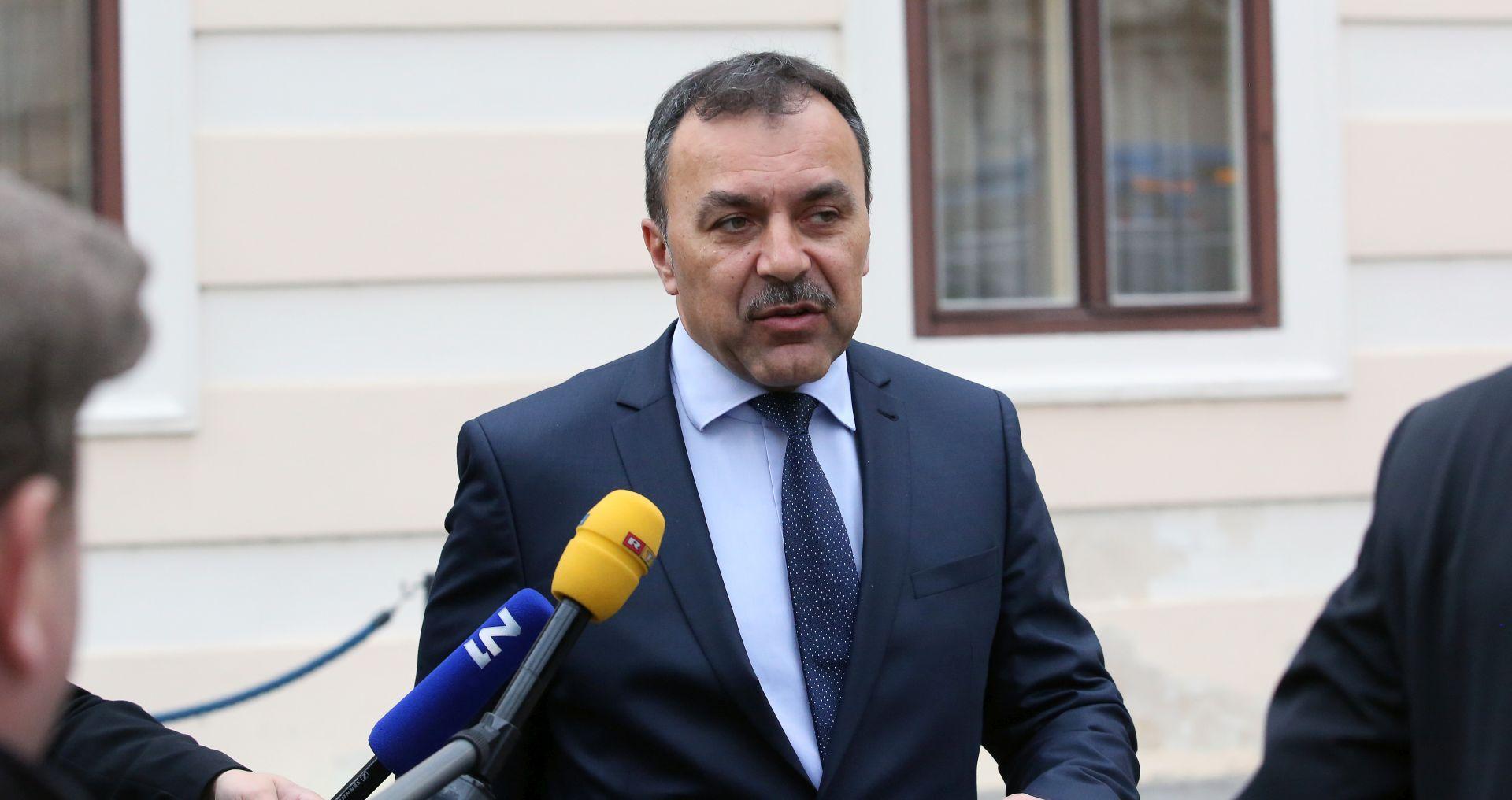 MINISTAR OREPIĆ: 'Na snazi redoviti treći stupanj povećanih mjera sigurnosti'