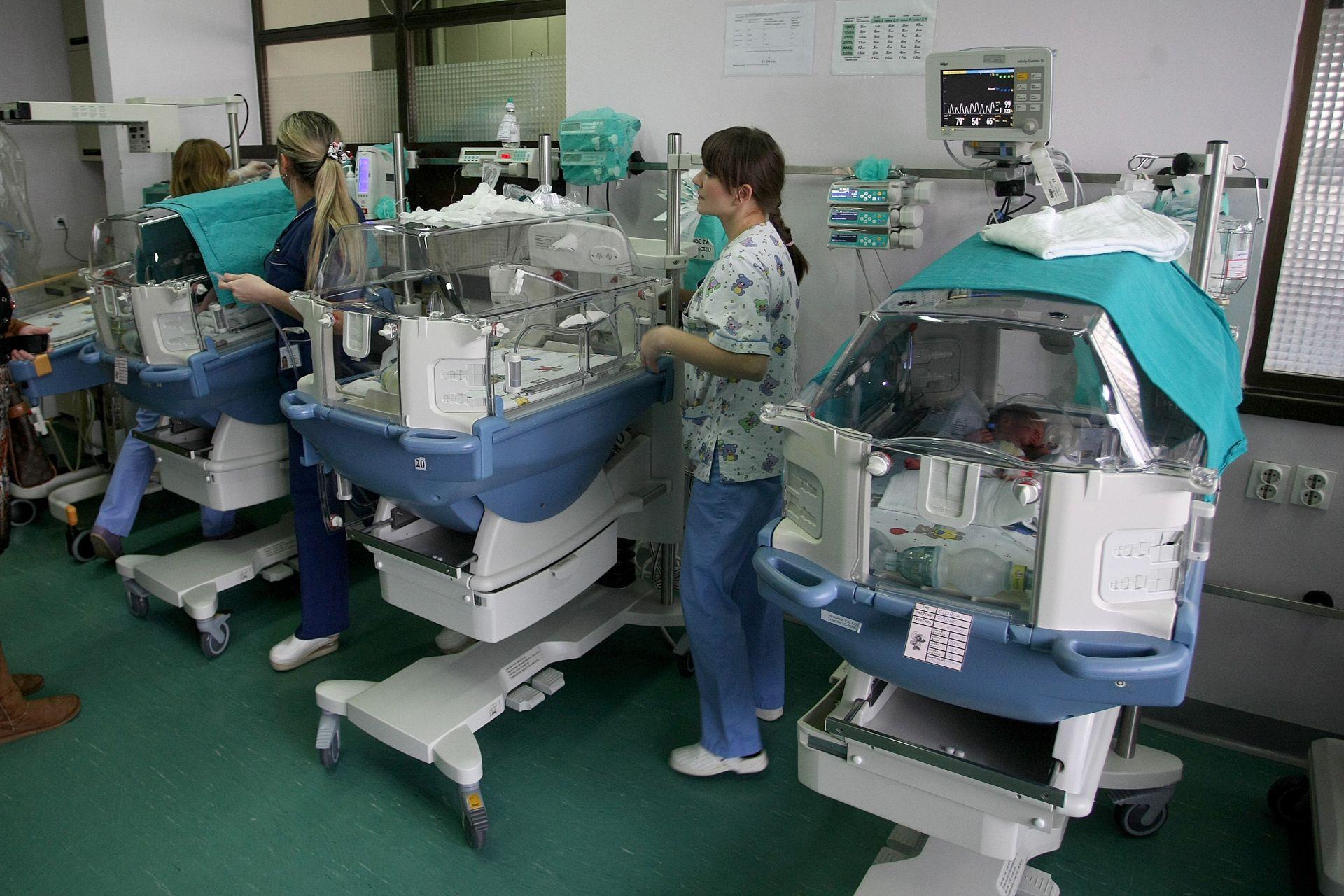 DONACIJA INE: 150.000 kuna Klinici za pedijatriju osječkoga KBC-a