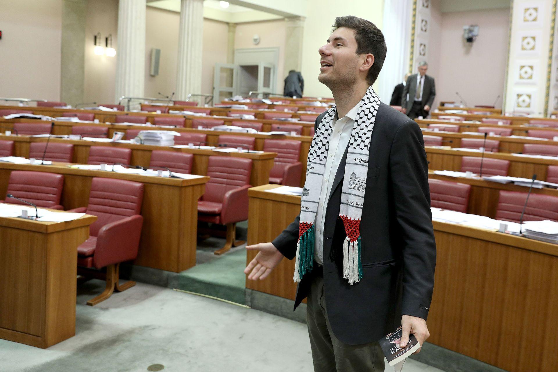 MIP odlučivao o Stankovićevoj tužbi protiv Pernara