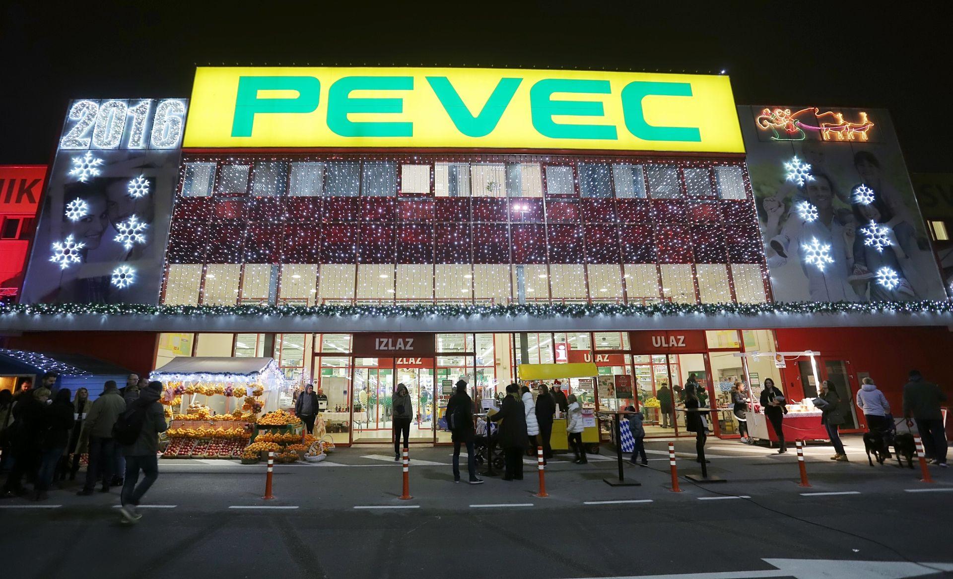 PEVEC d.d. izdao objavu za javnost o sudjelovanju u postupku prodaje dionica Merkur Trgovine d.d.