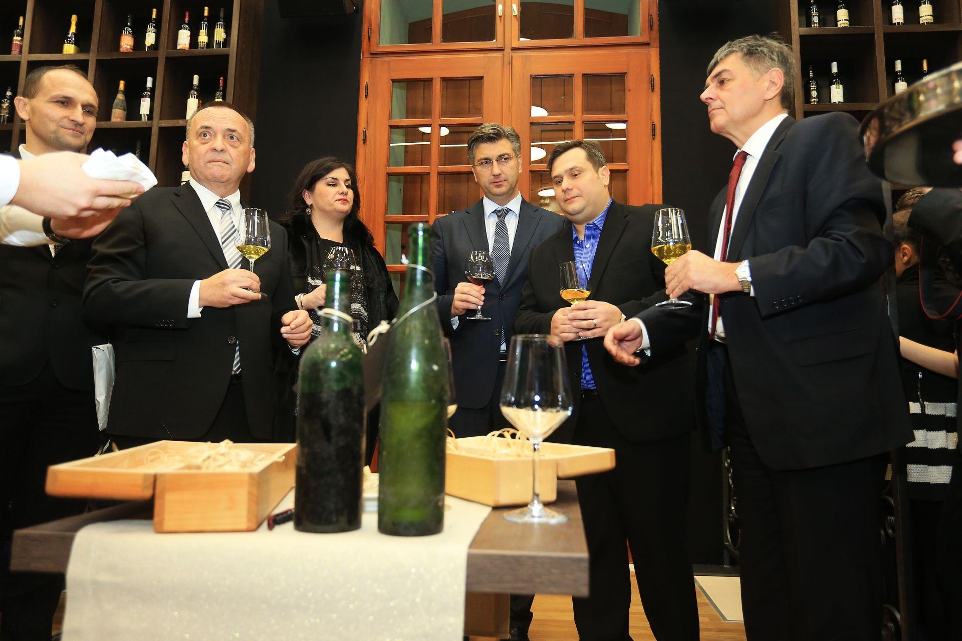 OSIJEK Premijer Plenković otvorio Muzej okusa