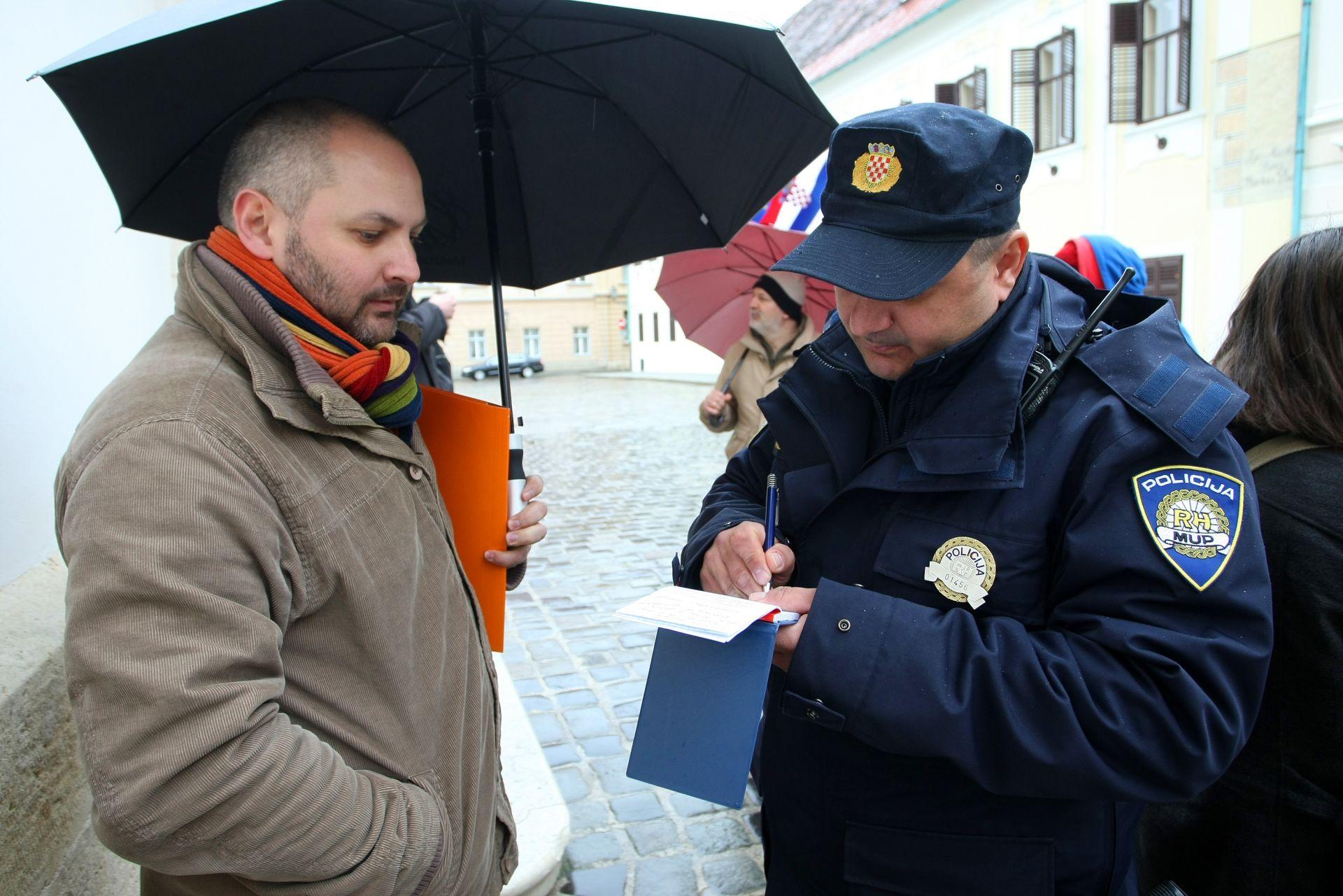 Policija uhitila napadača na novinara Domagoja Margetića