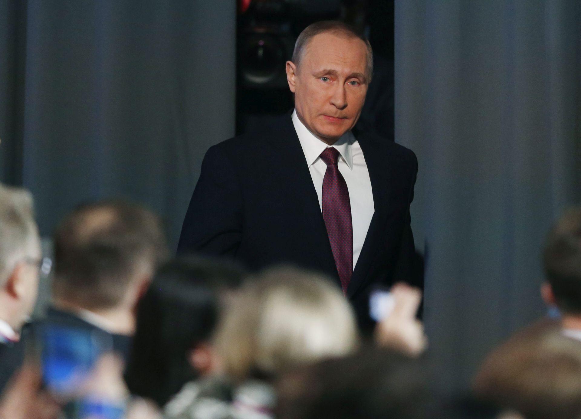 """PISMO TRUMPU: Putin traži """"novu razinu"""" američko-ruskih odnosa"""