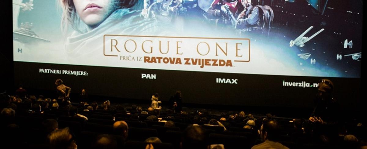 FOTO: Održana svečana premijera 'Rogue One: Priča iz Ratova zvijezda'