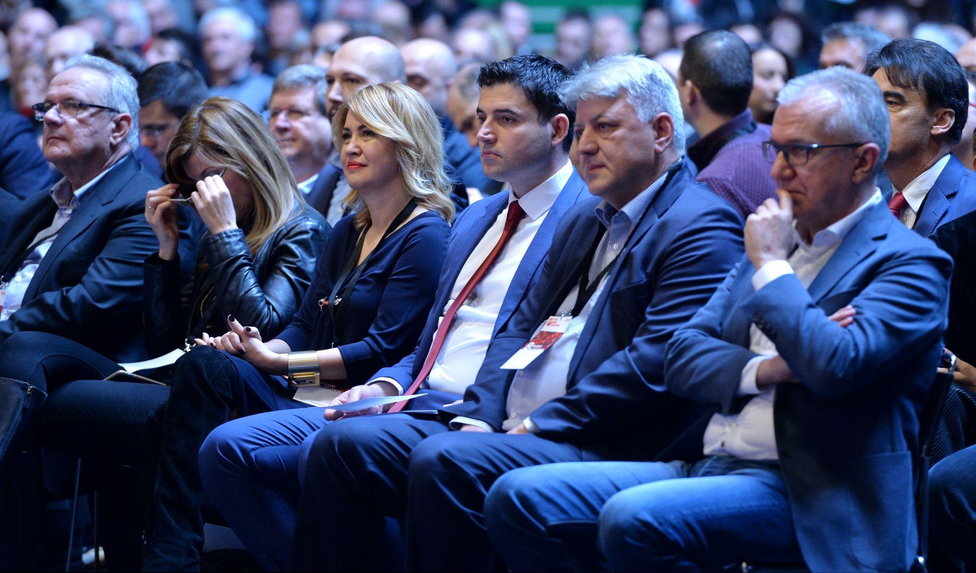 IZBORNA KONVENCIJA SDP-a: Izabrano novo Predsjedništvo stranke