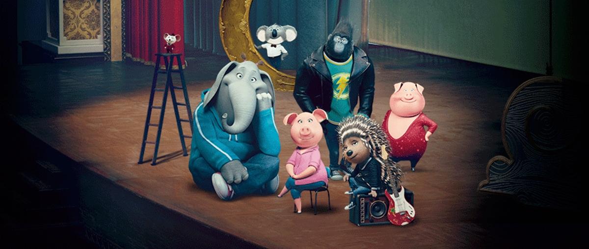 VIDEO: Nove šaljive najave za animirani film 'Pjevajte s nama'