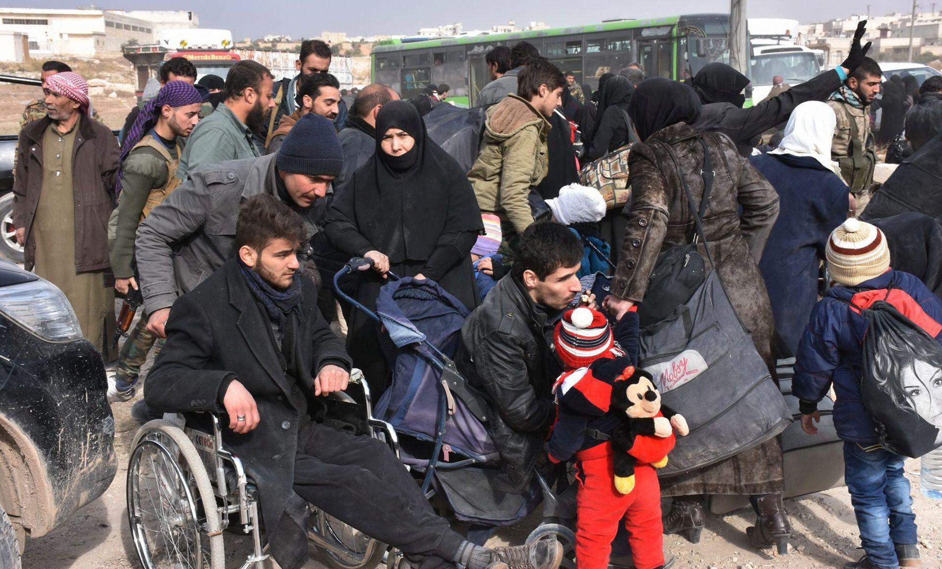 PREUZIMANJE KONTROLE: Sirijski režim bliži se cilju potpunog osvajanja Alepa