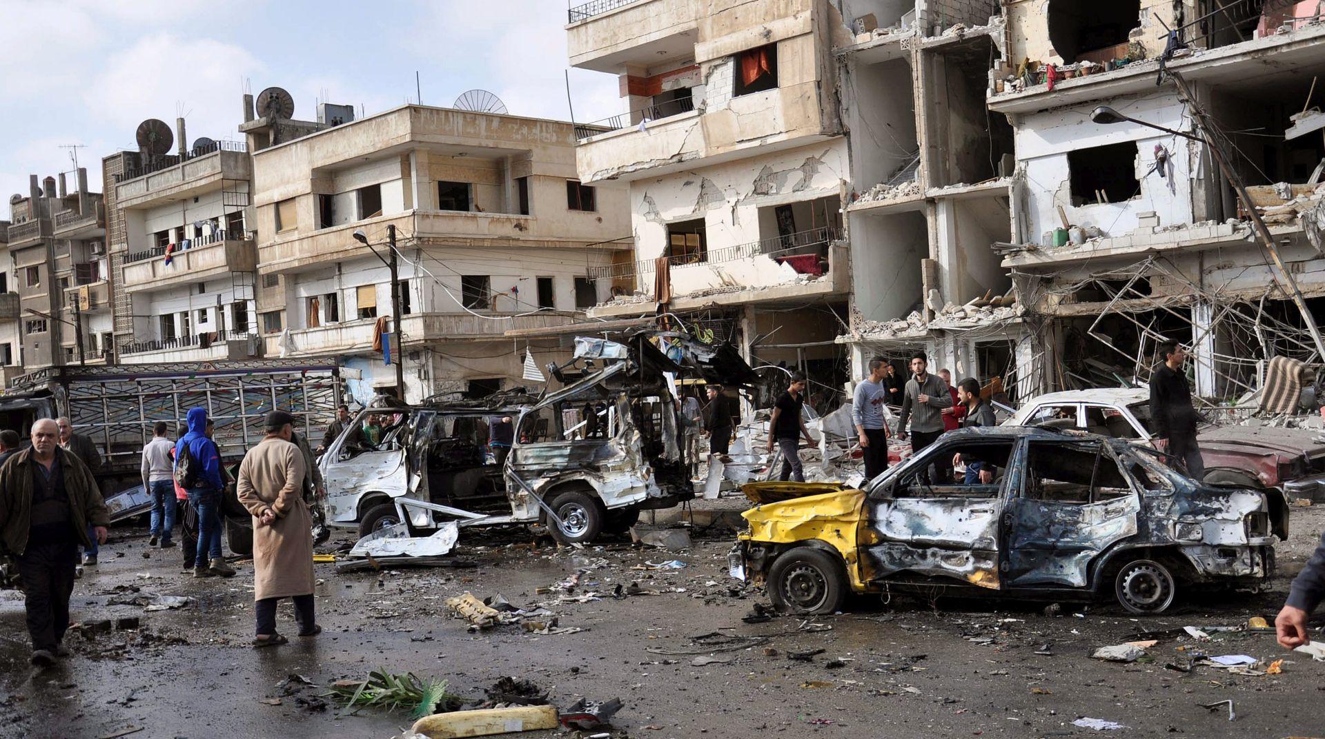 Sirijsko primirje ugroženo prvim sukobima