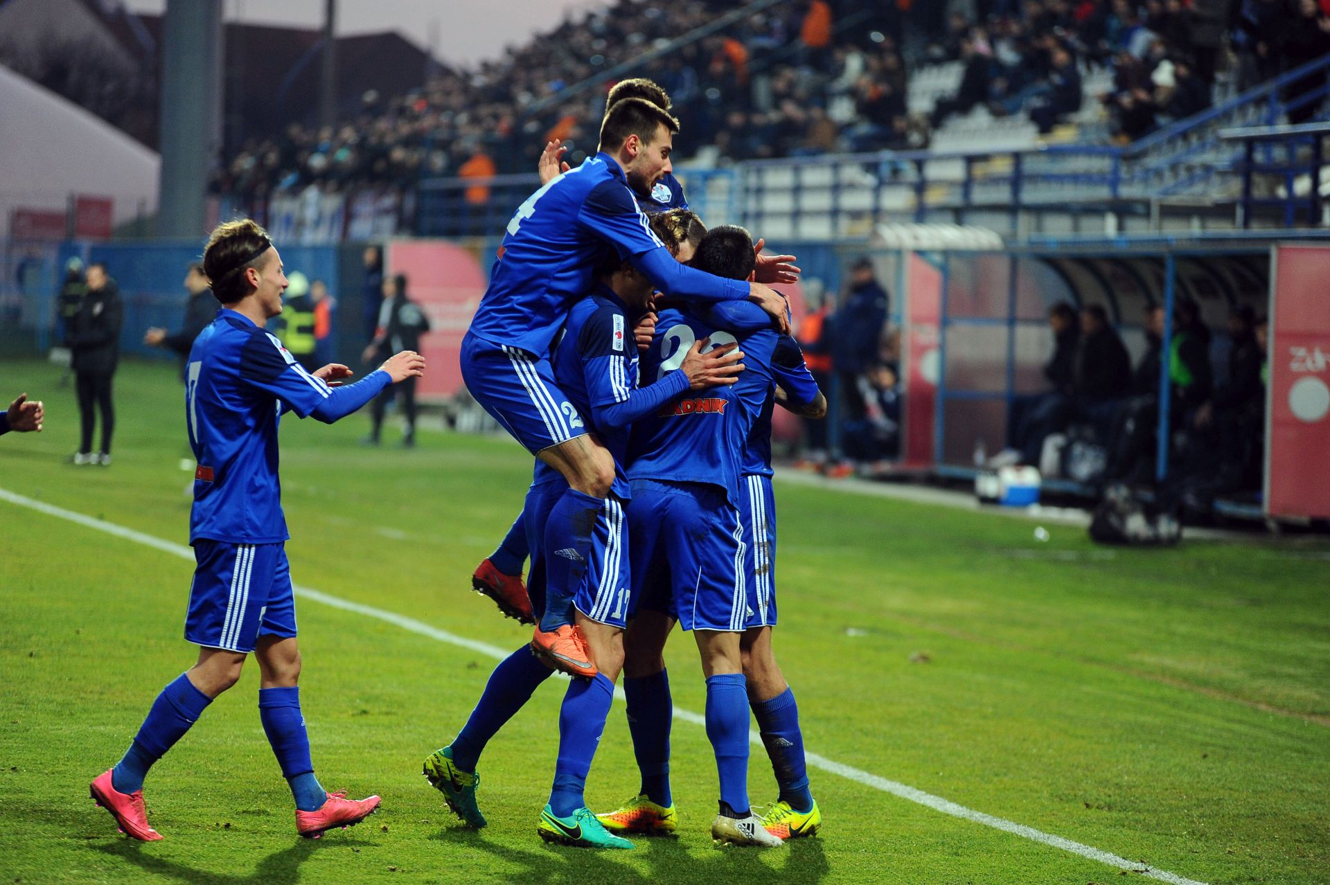 PRVA HNL: Slaven Belupo – Inter 2:0