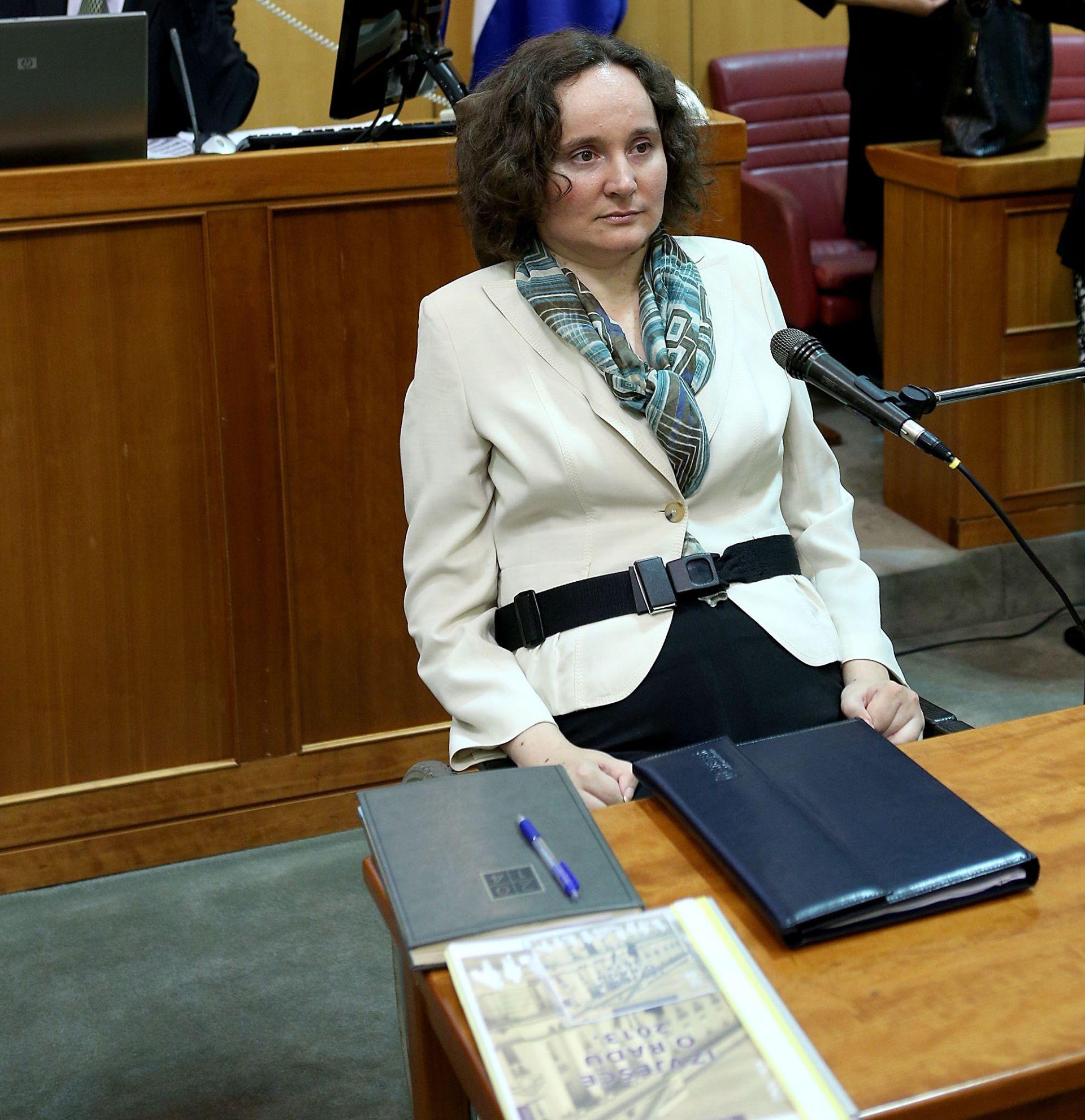 SABOR Slonjšak predložila dvoje svojih zamjenika, ponovno Pekeč Knežević