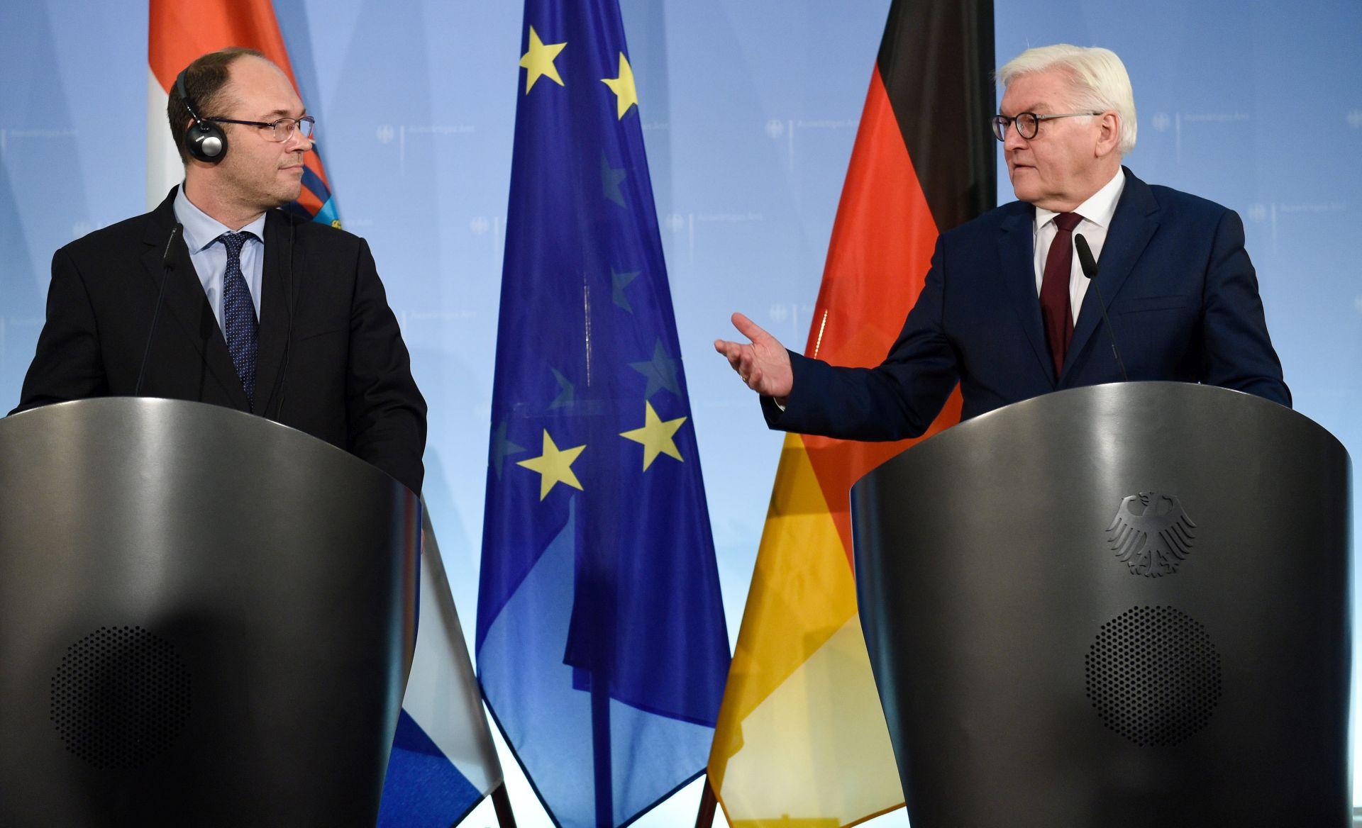 STIER-STEINMEIER: Jasne perspektive jugoistoka Europe, skoro otvaranje srbijanskog poglavlja
