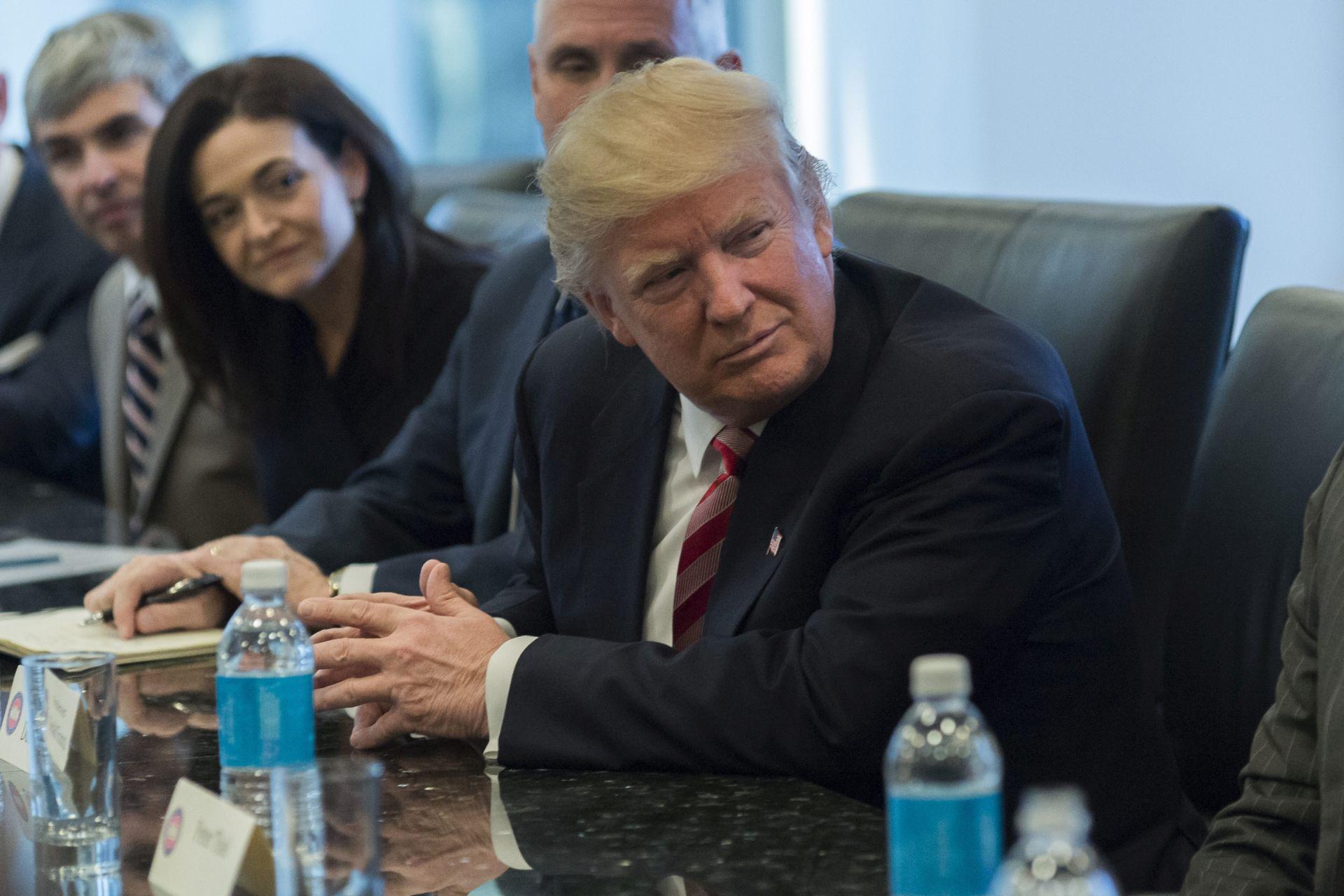 Imenovani Trumpov glasnogovornik odustao nakon dva dana