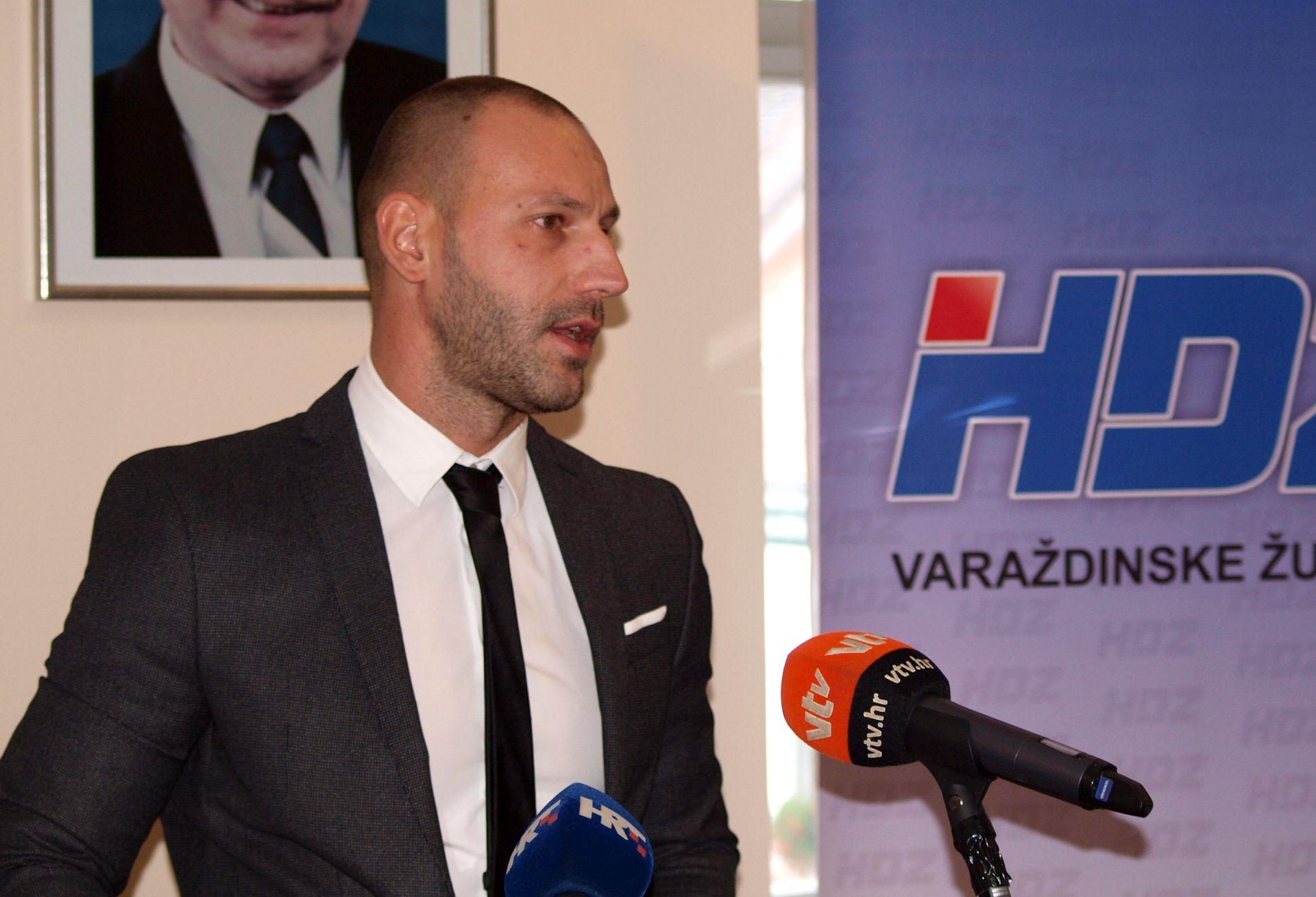 Varaždinski HDZ neće podržati prijedlog o privremenom financiranju Grada