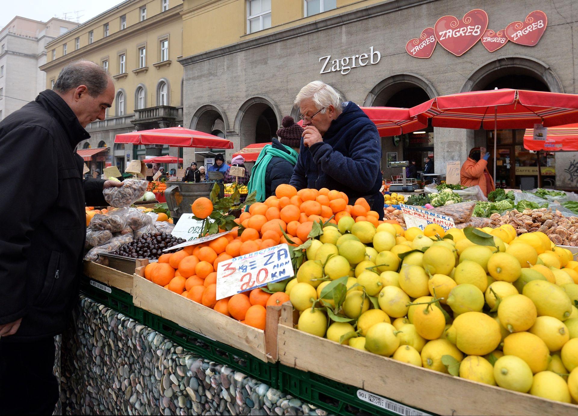 KATASTROFALNO STANJE U HRVATSKOM VOĆARSTVU Prijeti nestašica jabuka
