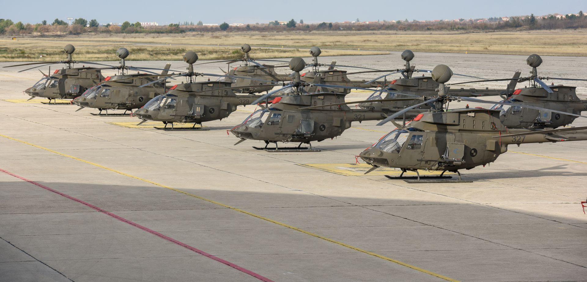 KRSTIČEVIĆ: 'Potrebno nam je borbeno zrakoplovstvo'