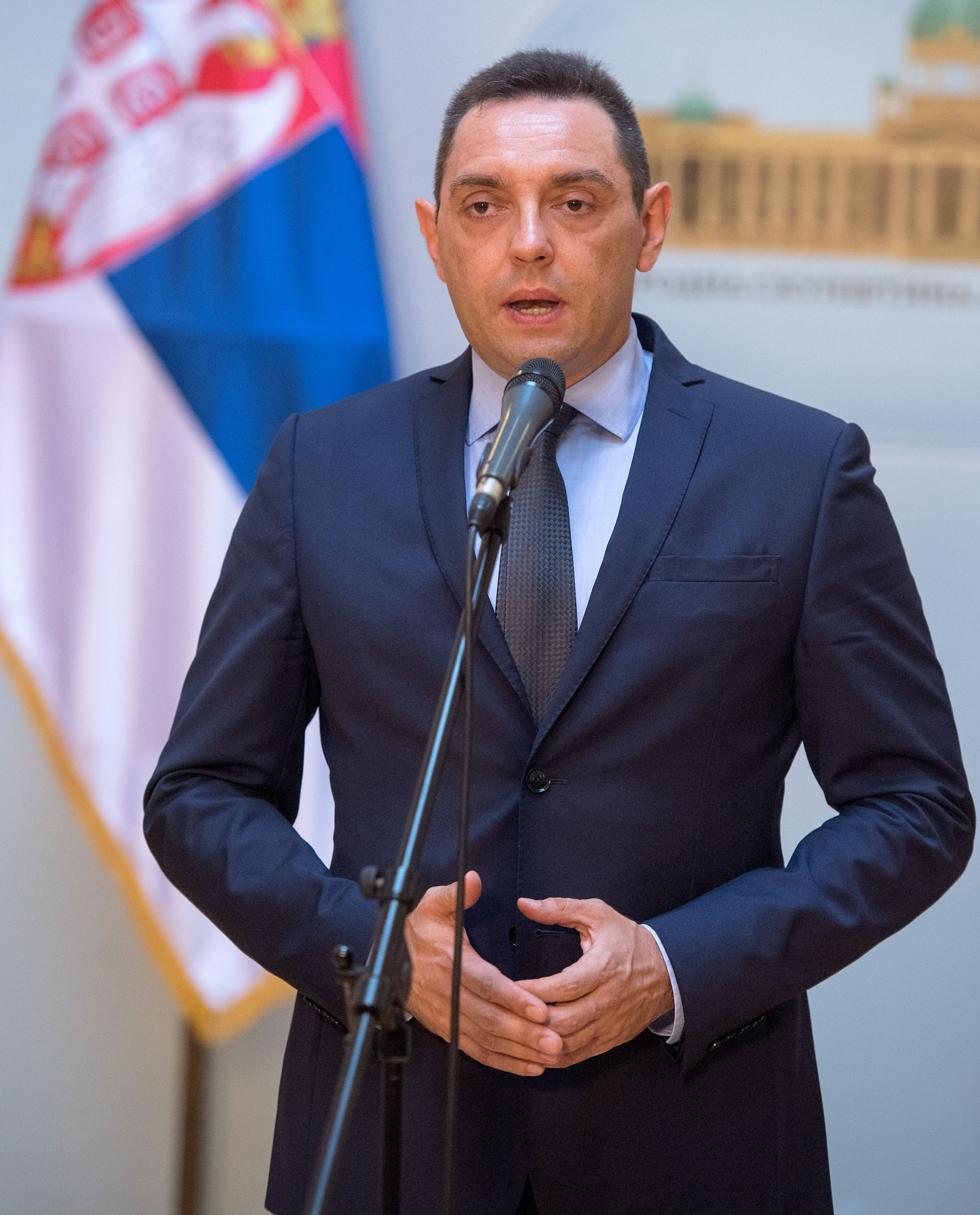 """VULIN OPET PROZIVA HRVATSKU: Odnos prema ustaškom nasljeđu """"pitanje za EU"""""""