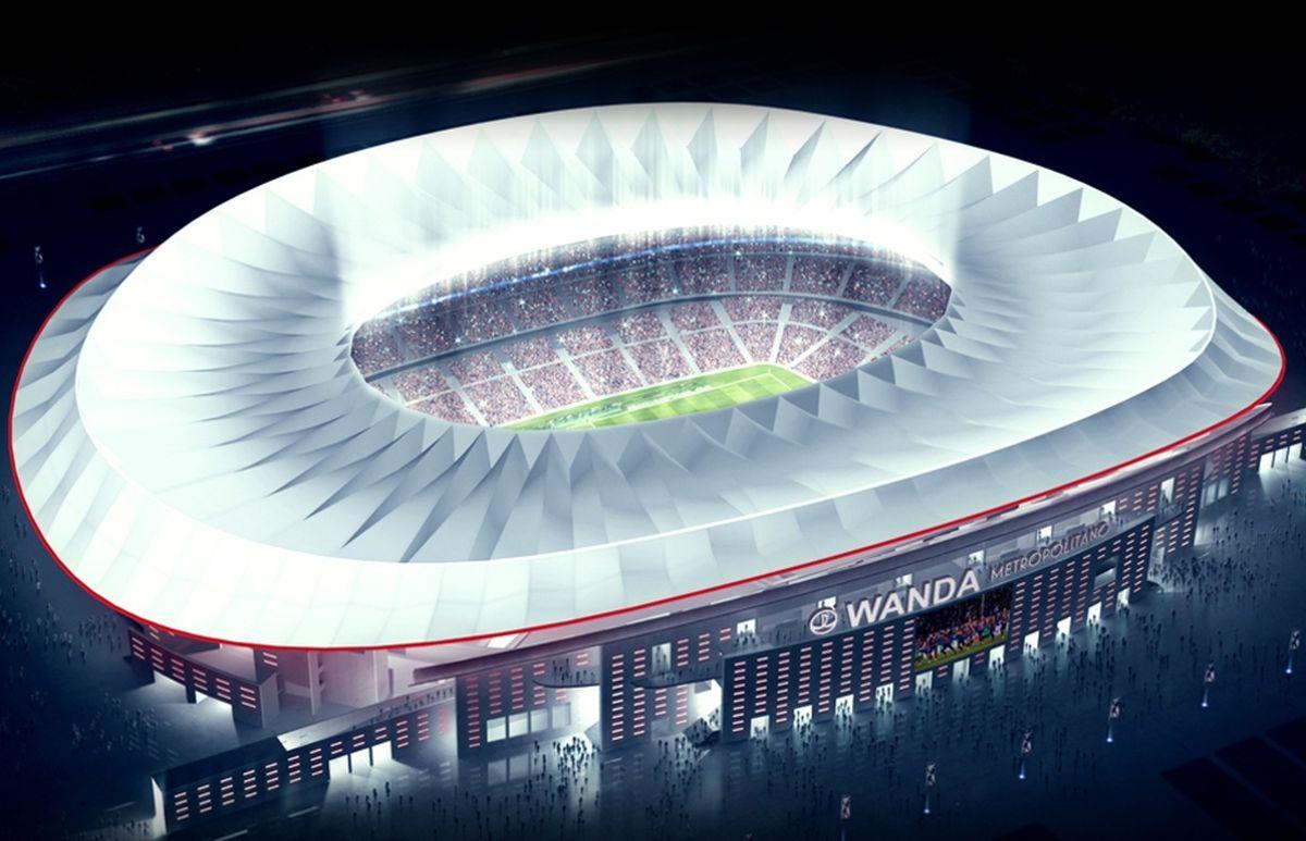FOTO: Predstavljen novi stadion Atletico Madrida – Wanda Metropolitano