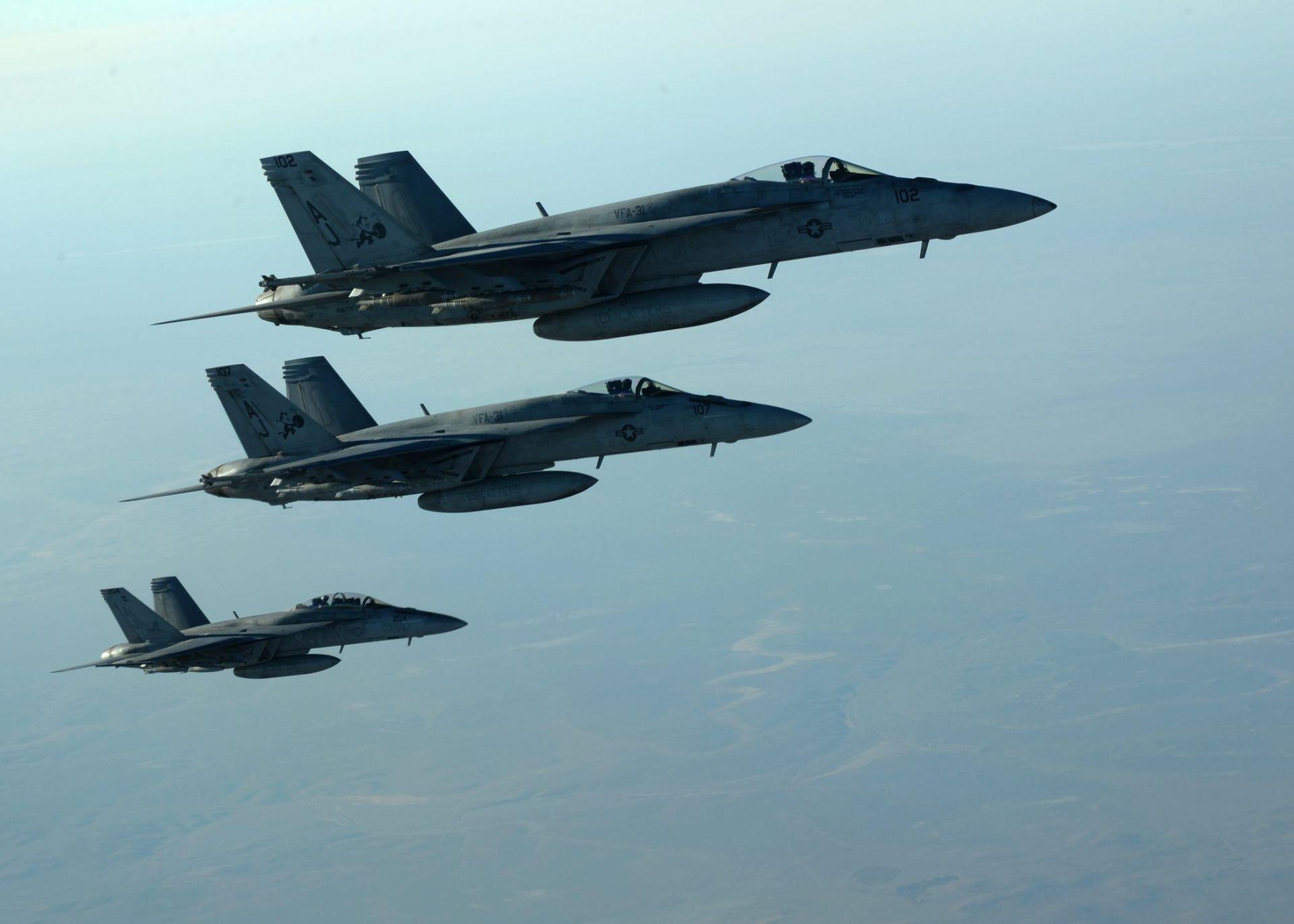 Najmanje 188 civila poginulo u američkim napadima u Iraku i Siriji od 2014.