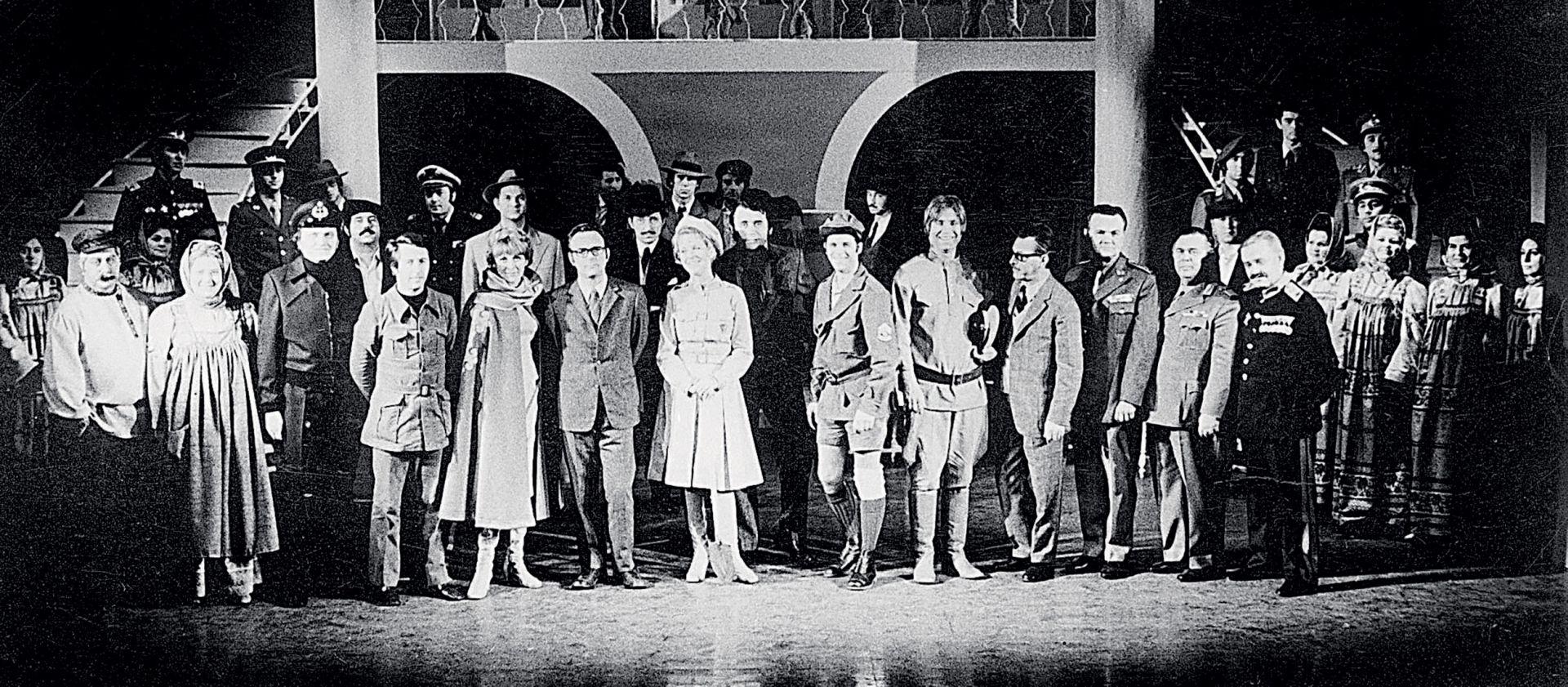 Čarolija uspjeha mjuzikla 'Jalta, Jalta' i nakon punih 45 godina na sceni Komedije