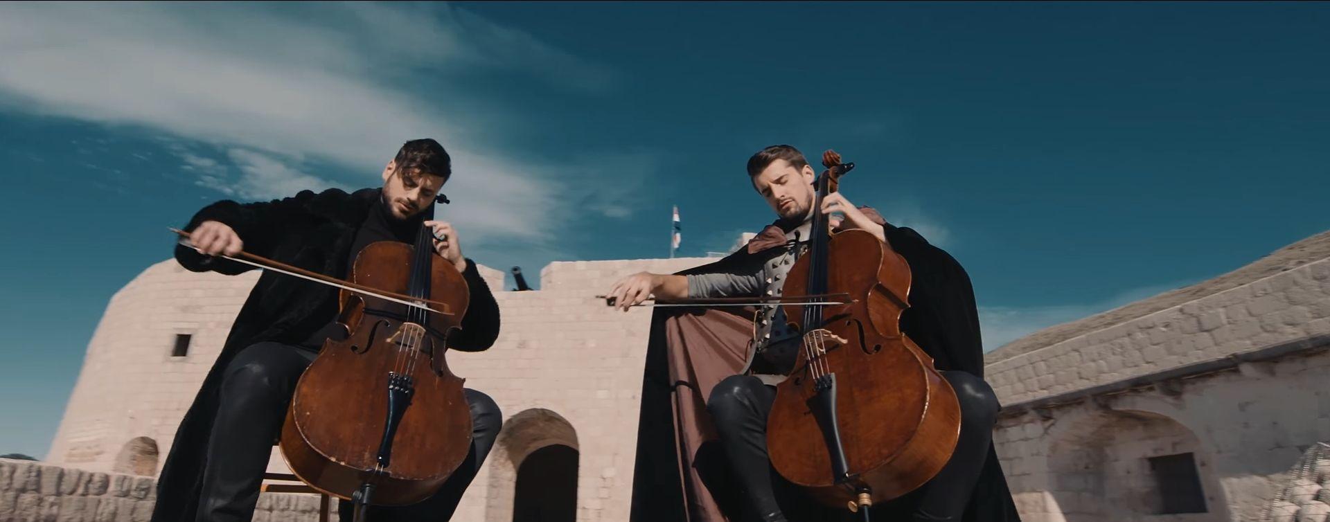 VIDEO: 2Cellos objavili novi spot, obrada teme iz 'Igre prijestolja' snimana je u Dubrovniku