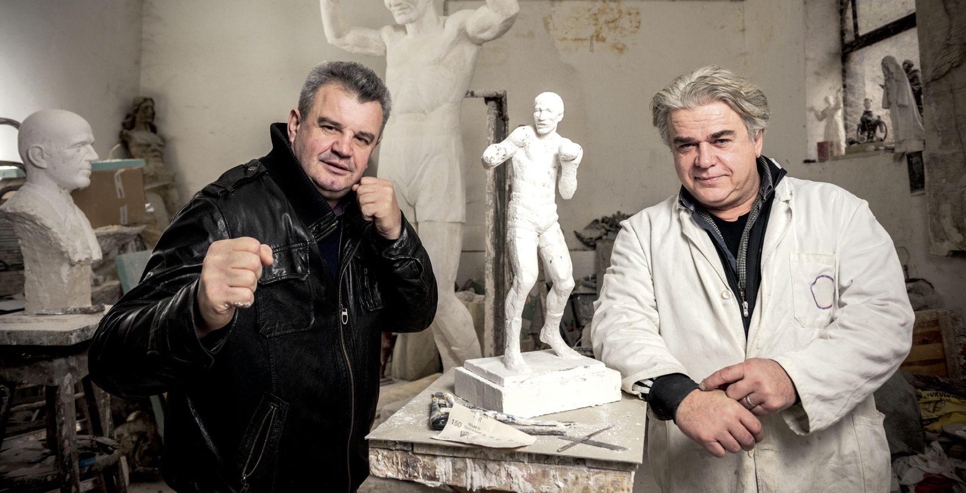 'Ako Pula neće spomenik Mati Parlovu, postavit ćemo ga u Zagrebu'