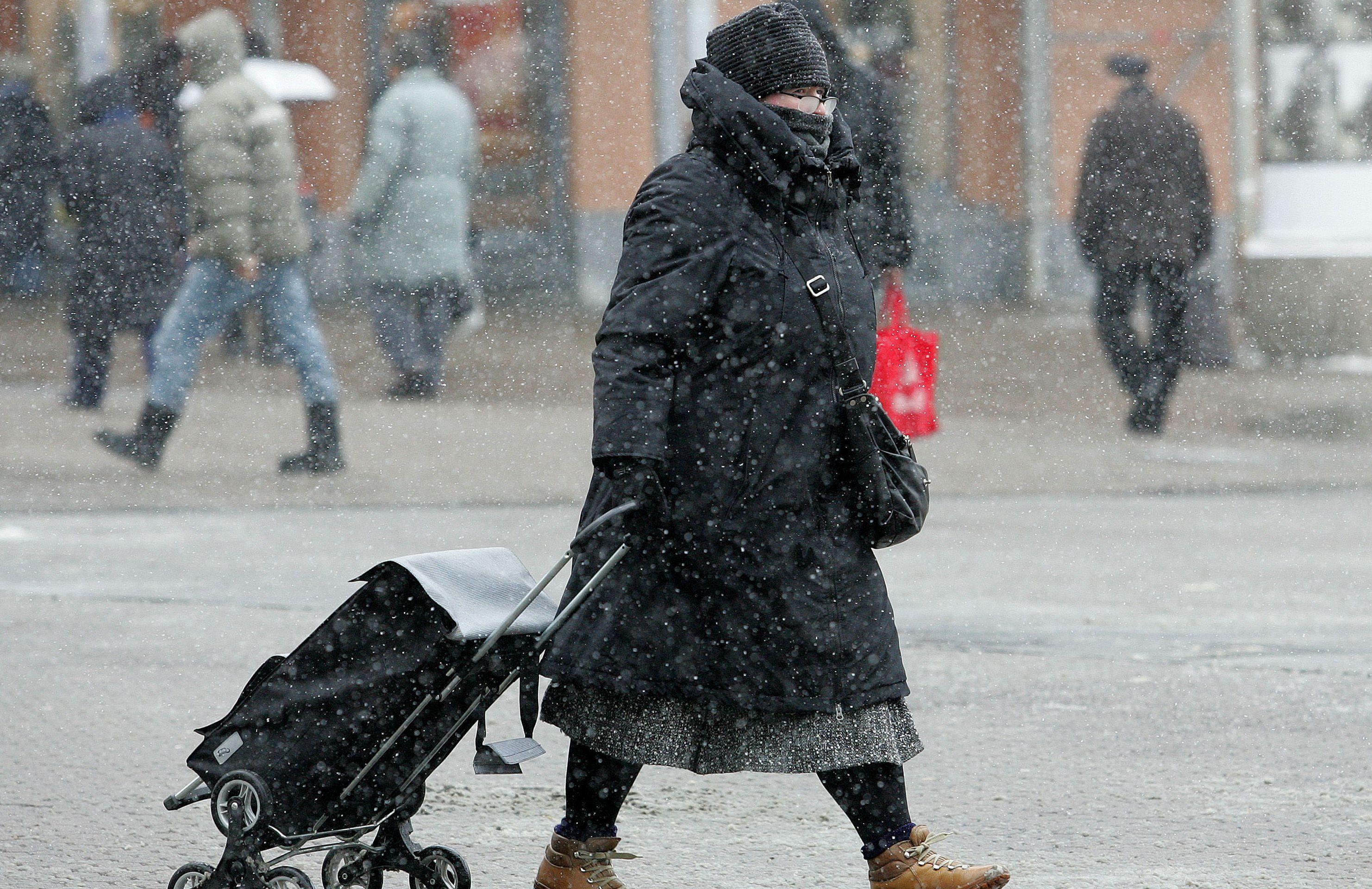 Preporučene mjere zaštite starijih osoba od hladnoće