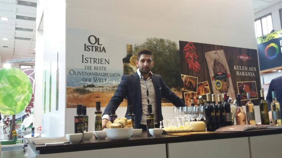 Grune Woche - Ol Istria