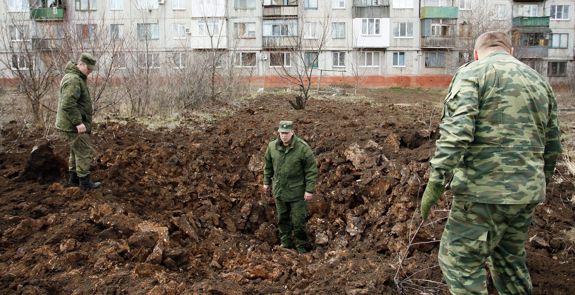 Ukrajina tužila Rusiju UN-ovu sudu zbog podrške separatistima