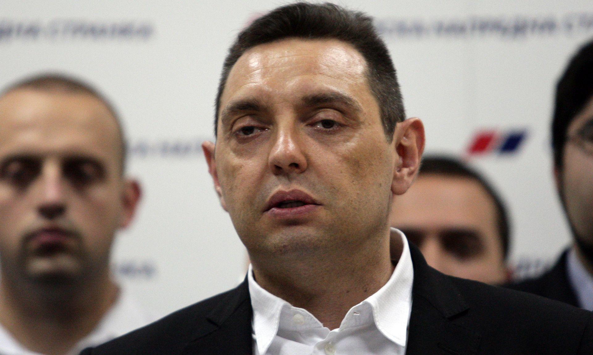 VULIN 'Plan za Kosovo isključuje priznanje neovisnosti'