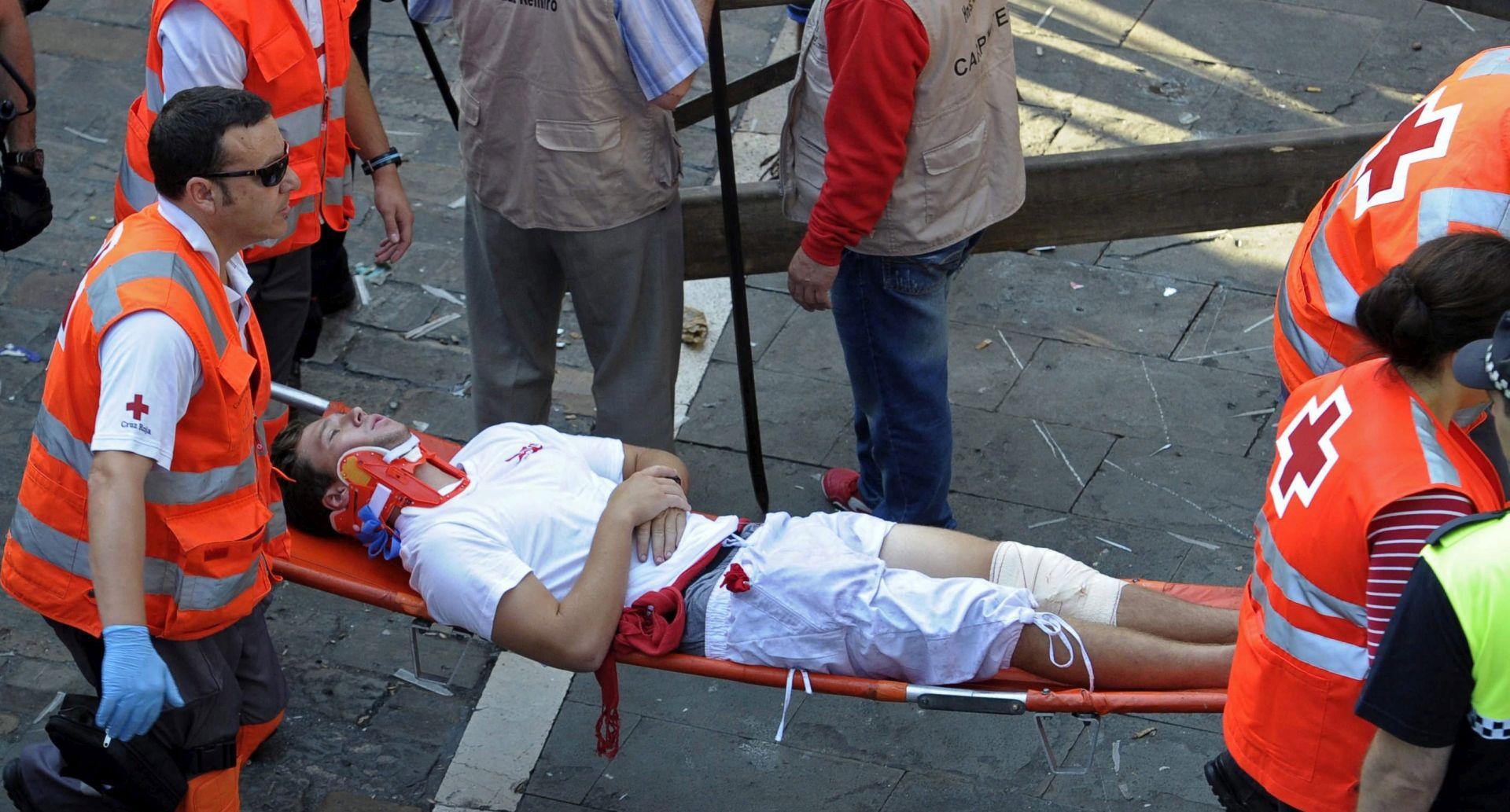 """Crveni križ tvrdi kako je britanski zdravstveni sustav u """"humanitarnoj krizi"""""""