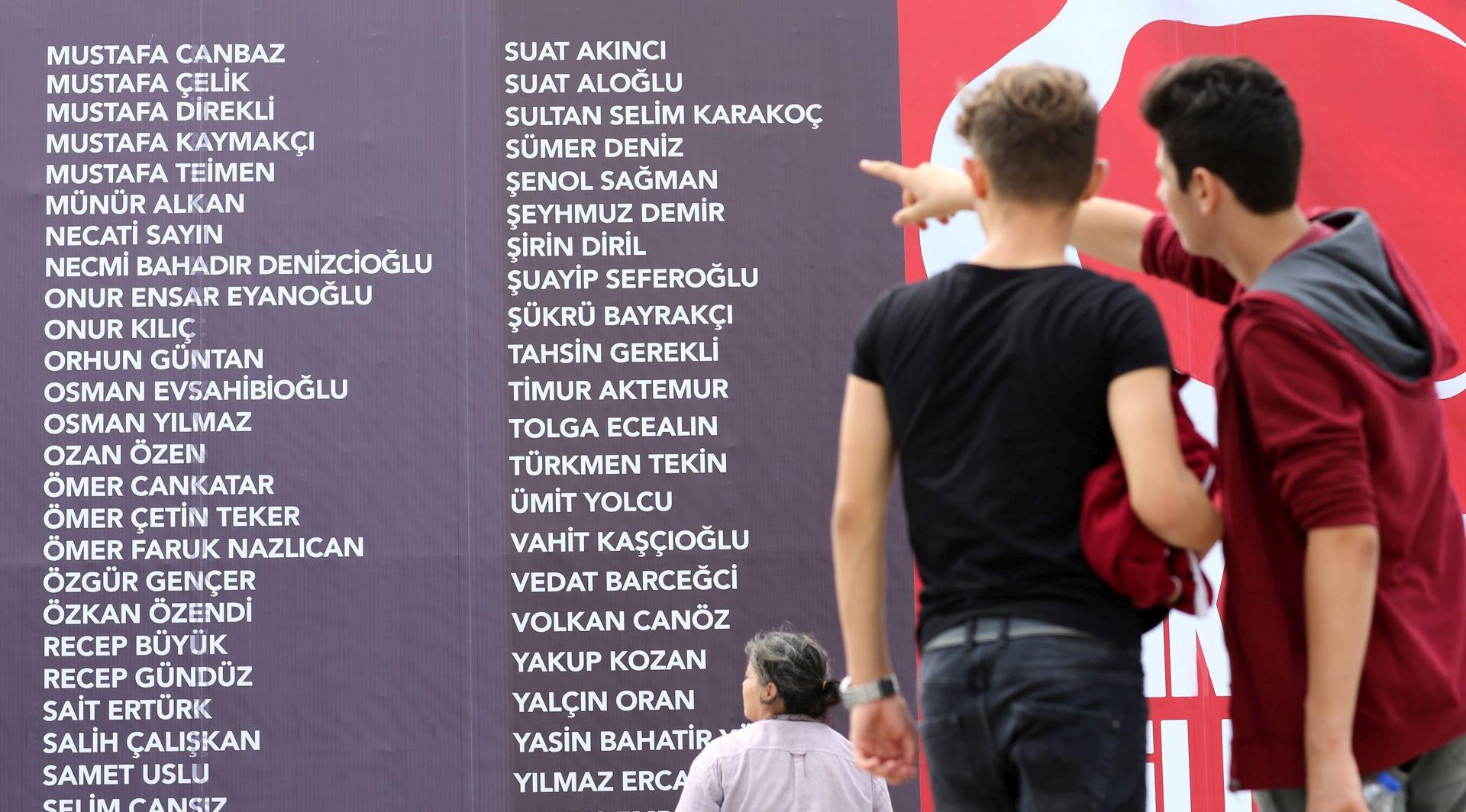 Prve doživotne zatvorske kazne za umiješanost u puč u Turskoj