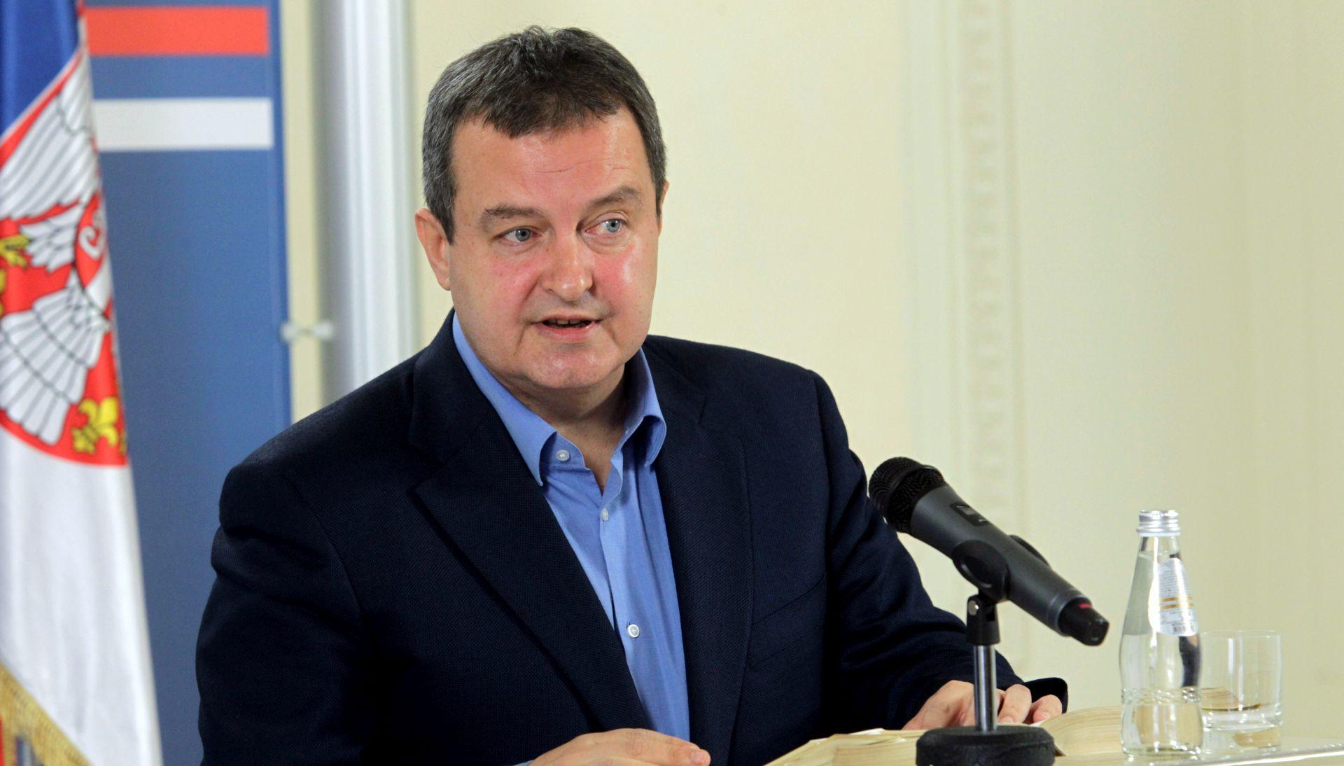 Dačić zaprijetio da će Srbija biti protiv interesa susjednih zemalja