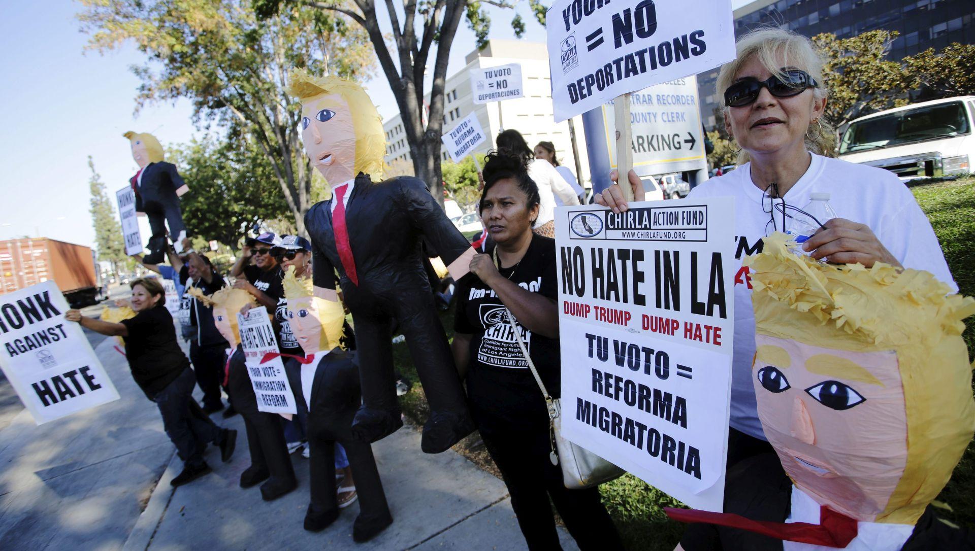 Trump donosi mjere za suzbijanje ilegalne imigracije