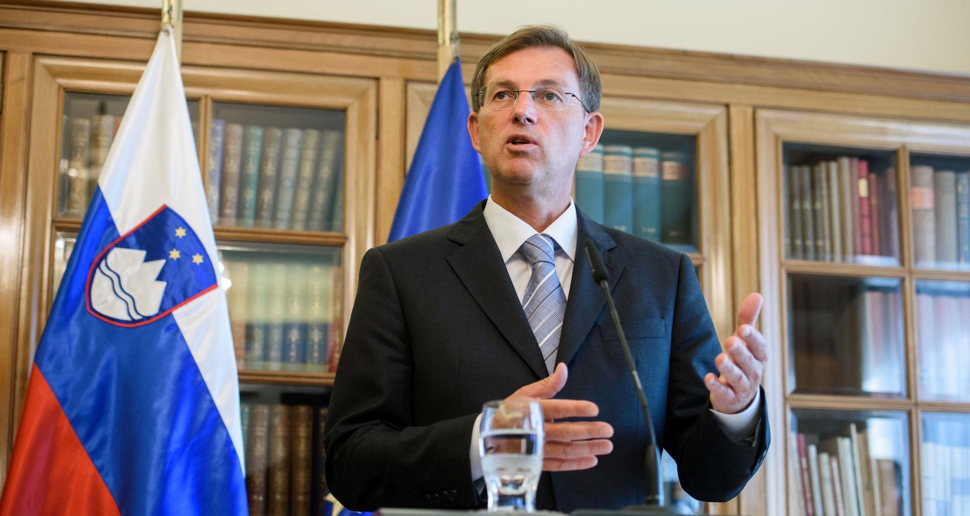 """SLOVENIJA Cerar pozdravlja """"pomirljivije tonove"""" Plankovića, ali i dalje inzistira na primjeni arbitražne presude"""
