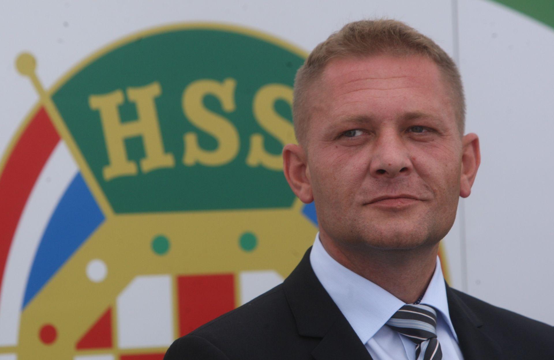 Izborna Glavna skupština HSS-a, Beljak jedini kandidat za predsjednika