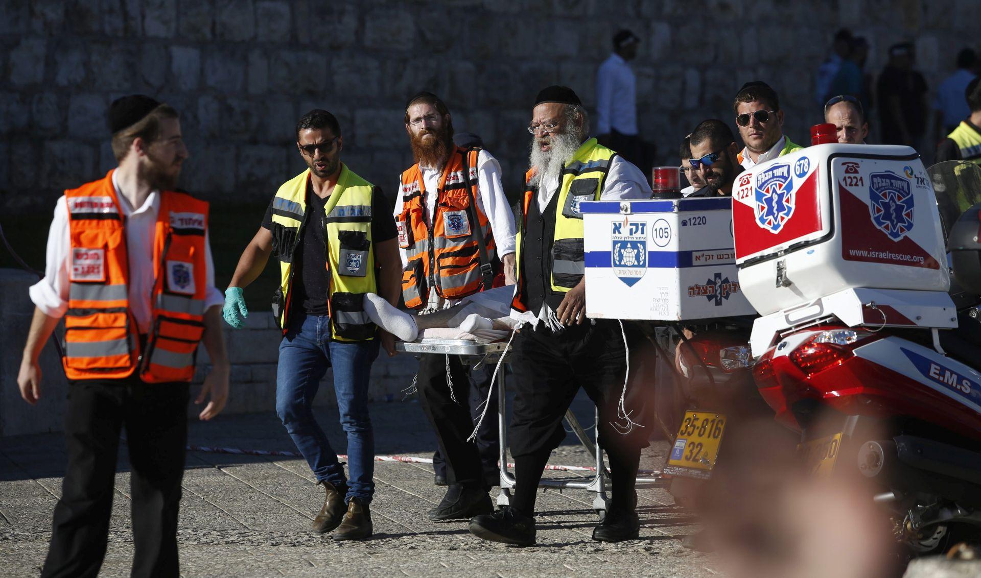 Napad kamionom u Jeruzalemu, troje mrtvih i 15 ozlijeđenih