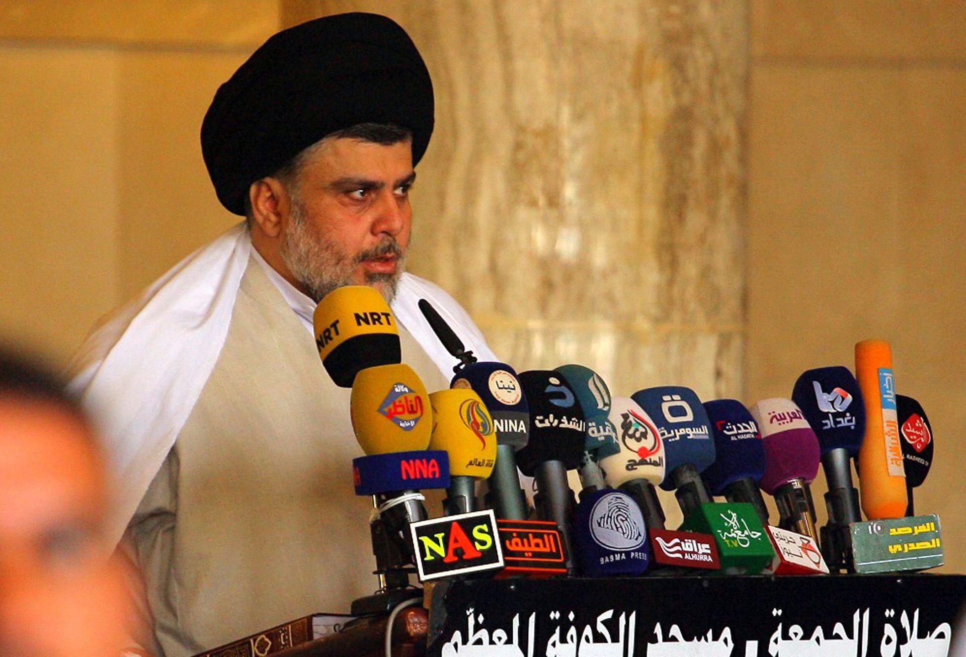 Šijitski klerik Moktada al-Sadr: Amerikanci bi trebali napustiti Irak